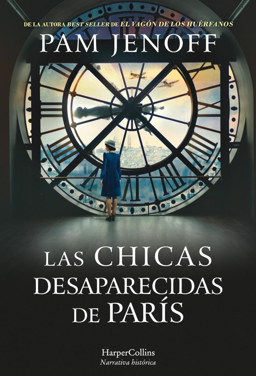 Las chicas desaparecidas de Par?s [electronic resource (downloadable eBook)]