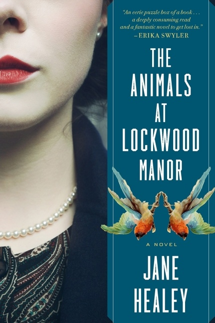 The Animals at Lockwood Manor [electronic resource (downloadable eBook)]