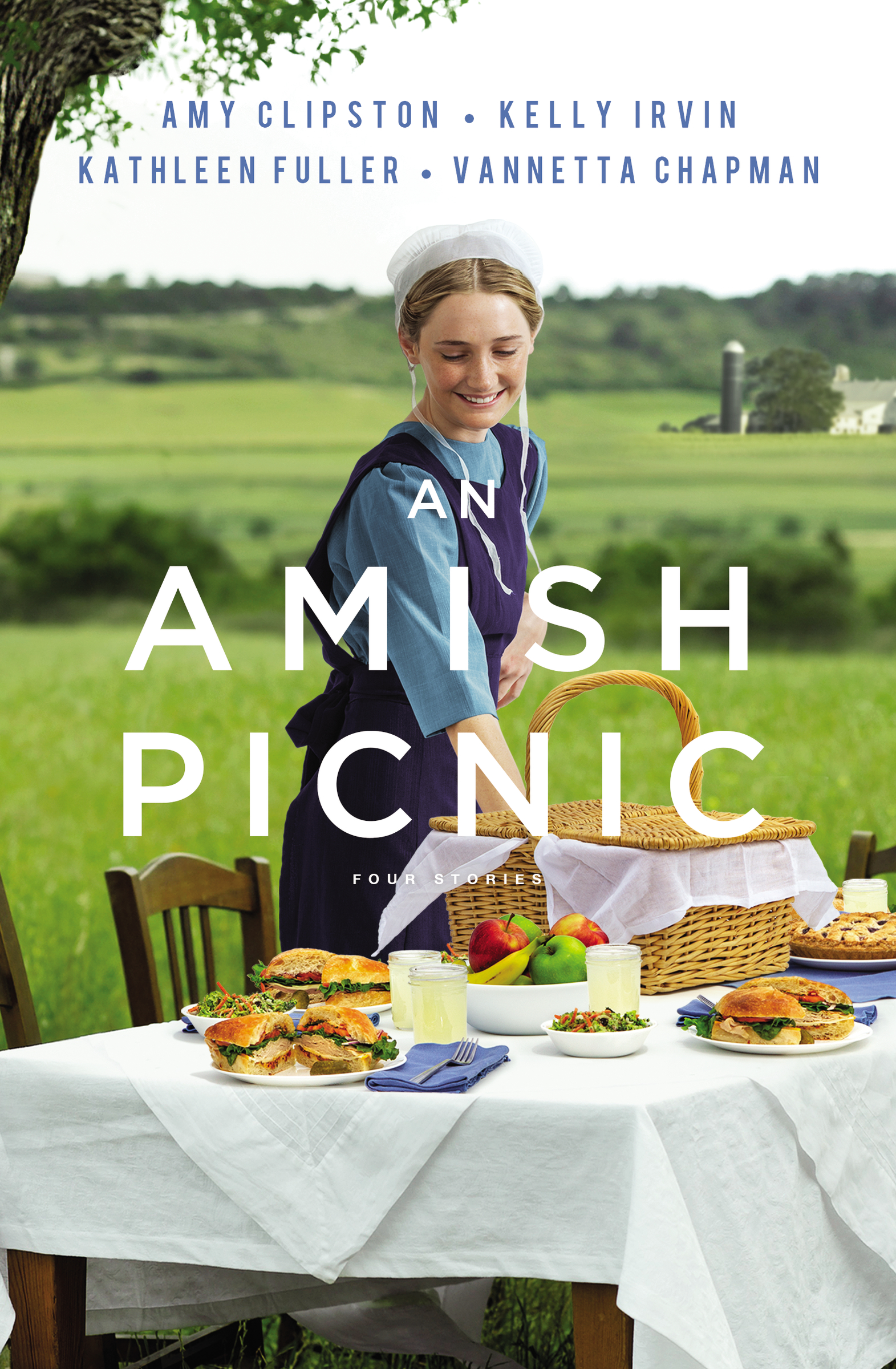 An Amish Picnic Four Stories