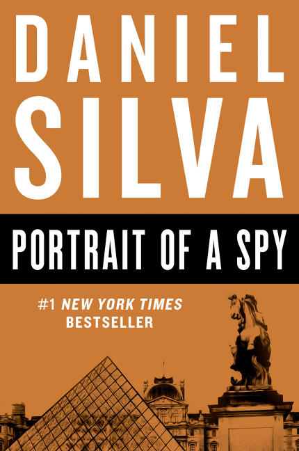 Portrait of a spy cover image