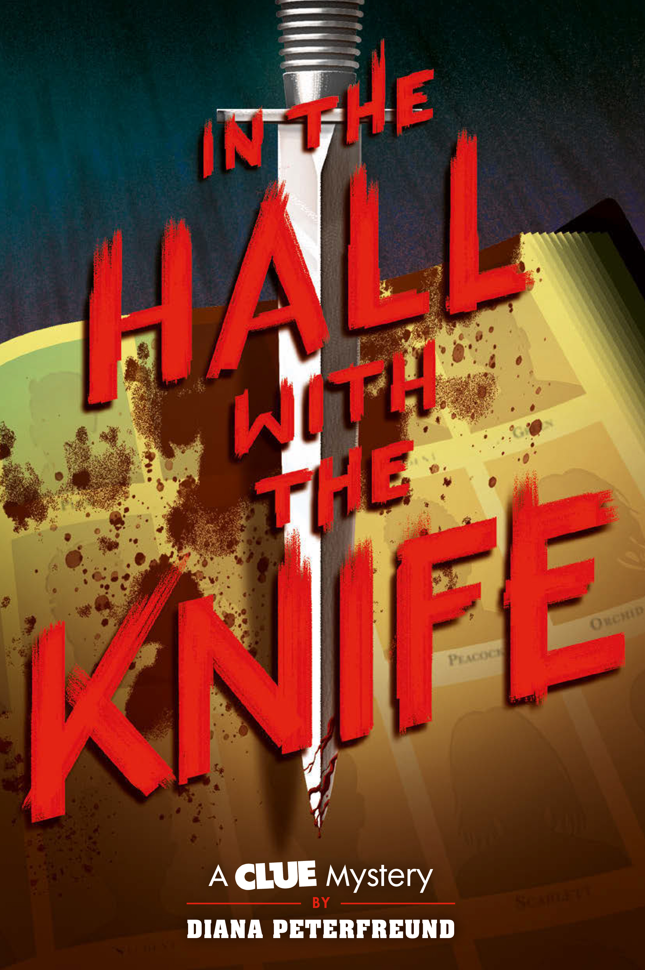 In the hall with the knife [electronic resource (downloadable eBook)]