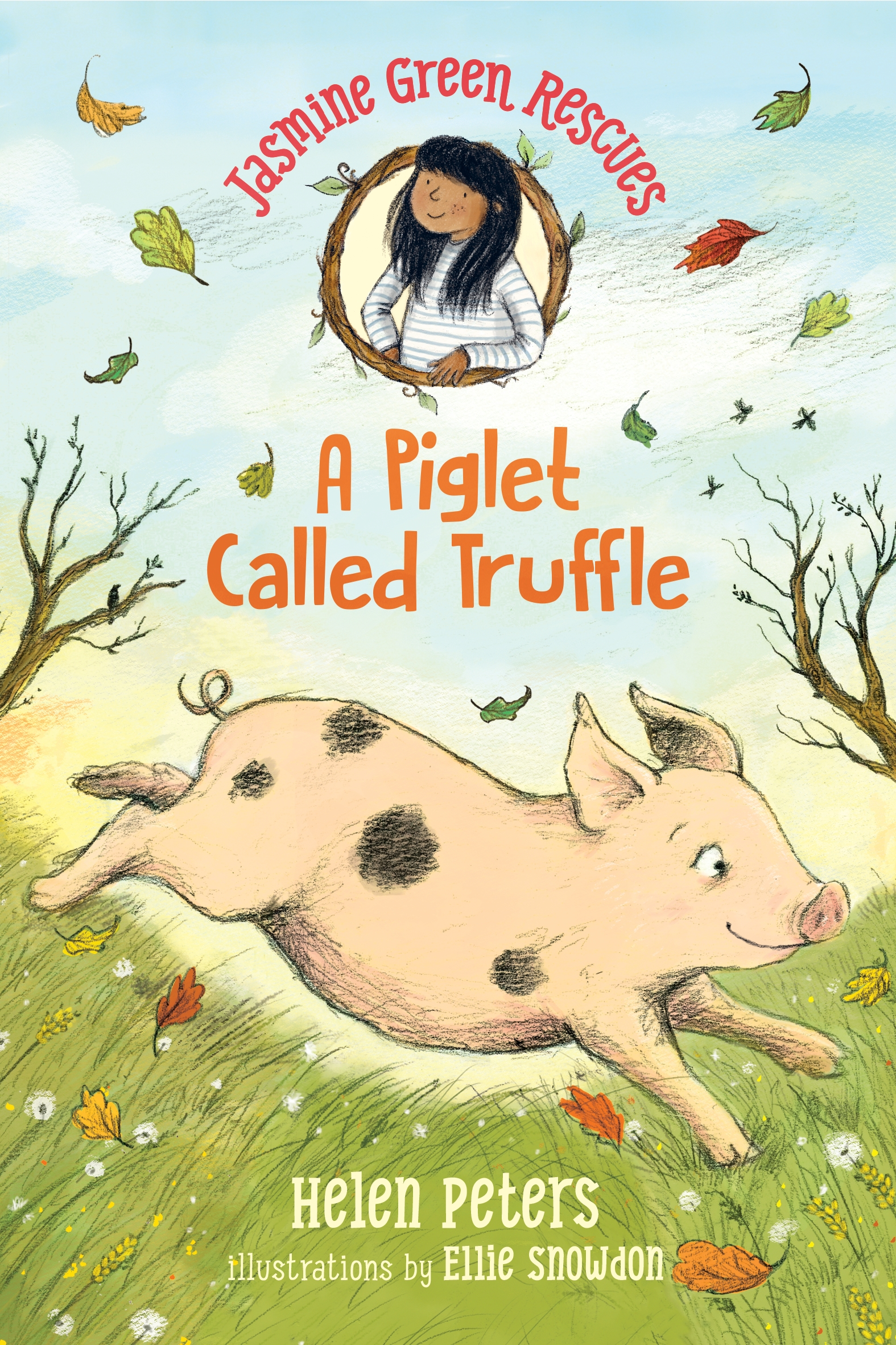 A piglet called Truffle [electronic resource (downloadable eBook)]