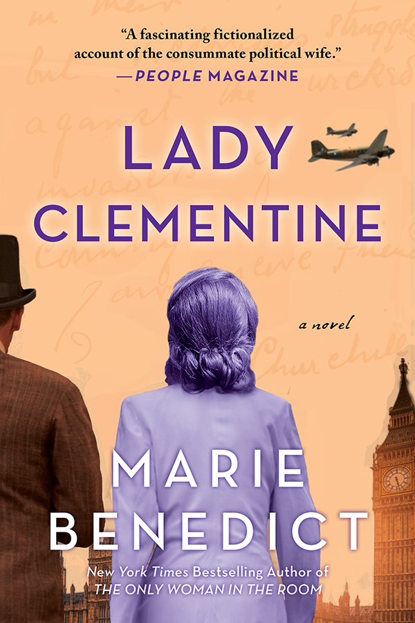 Cover Image of Lady Clementine