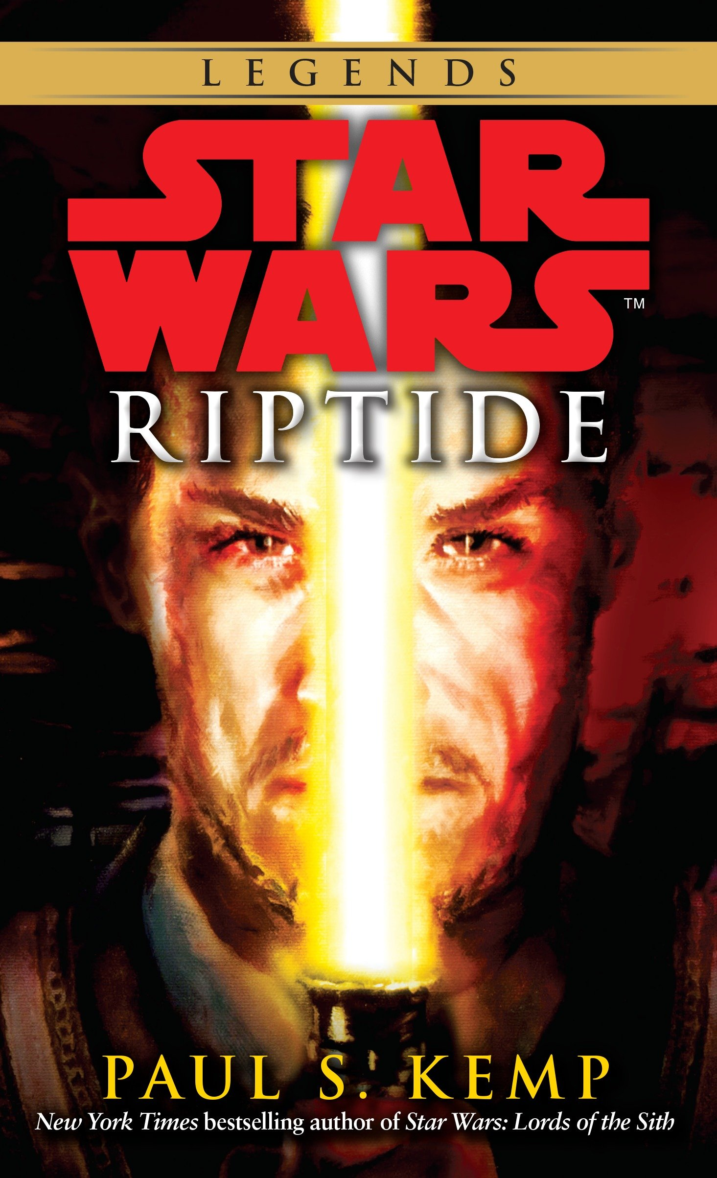 Cover image for Riptide: Star Wars Legends [electronic resource] :