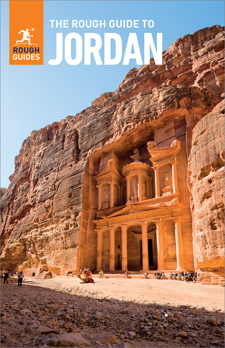 The Rough Guide to Jordan (Travel Guide eBook) [electronic resource (downloadable eBook)]