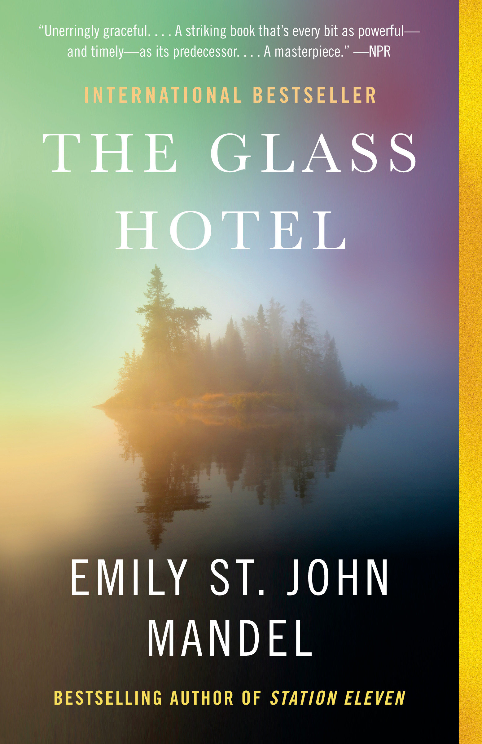 The Glass Hotel [electronic resource] : A novel
