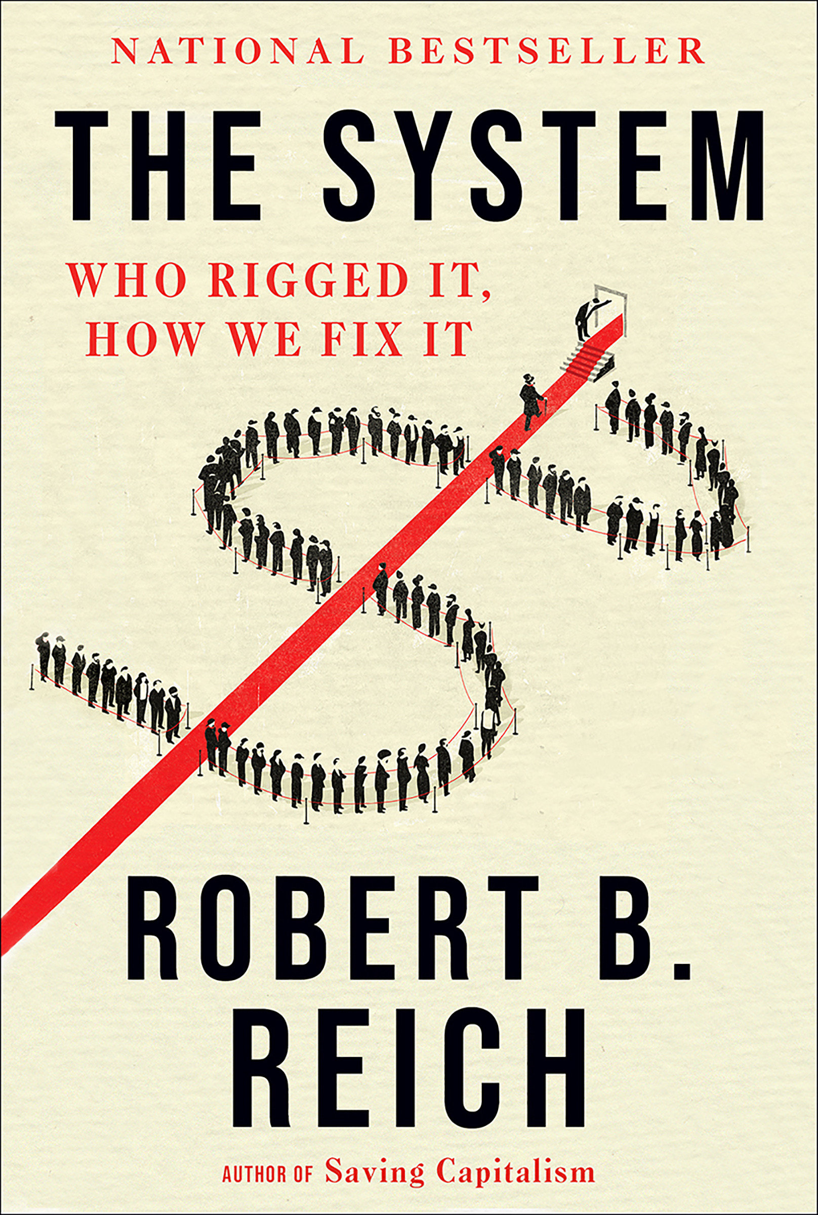 The system [electronic resource (downloadable eBook)] : who rigged it, how we fix it