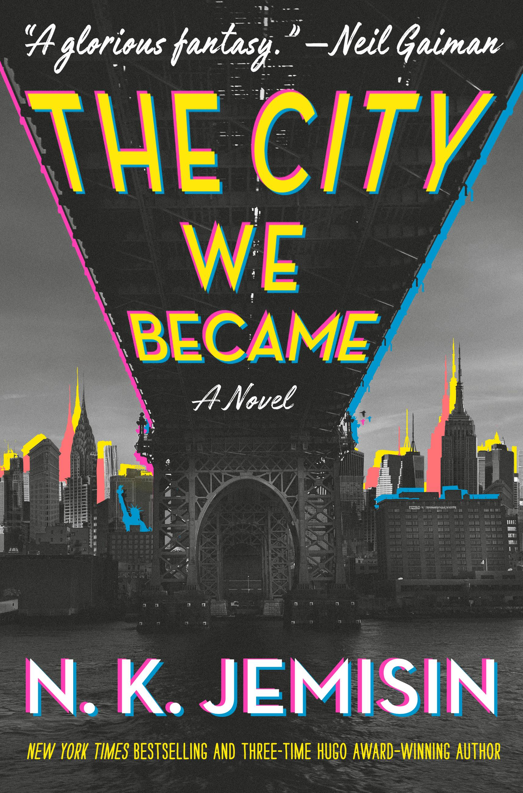 The City We Became A Novel