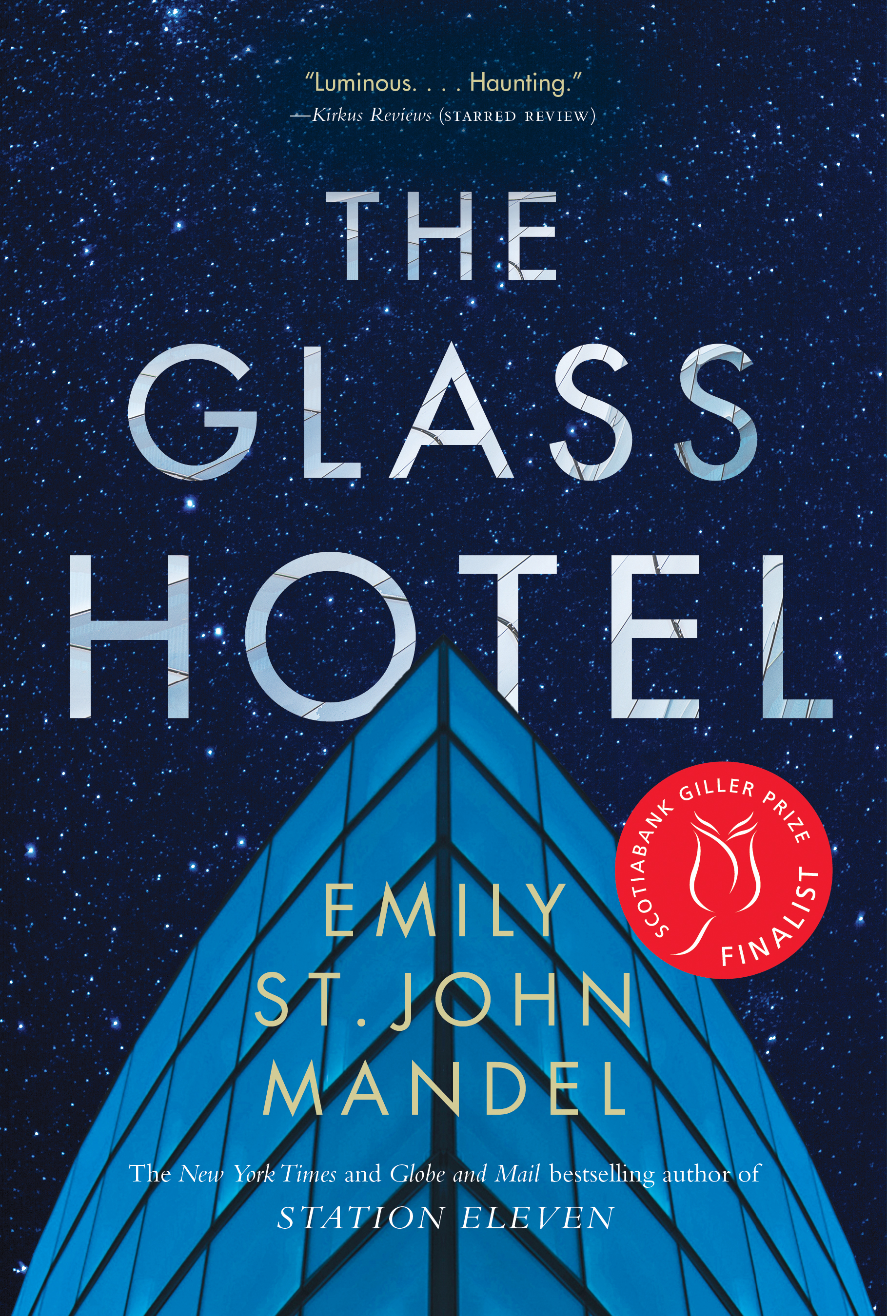 The Glass Hotel A Novel