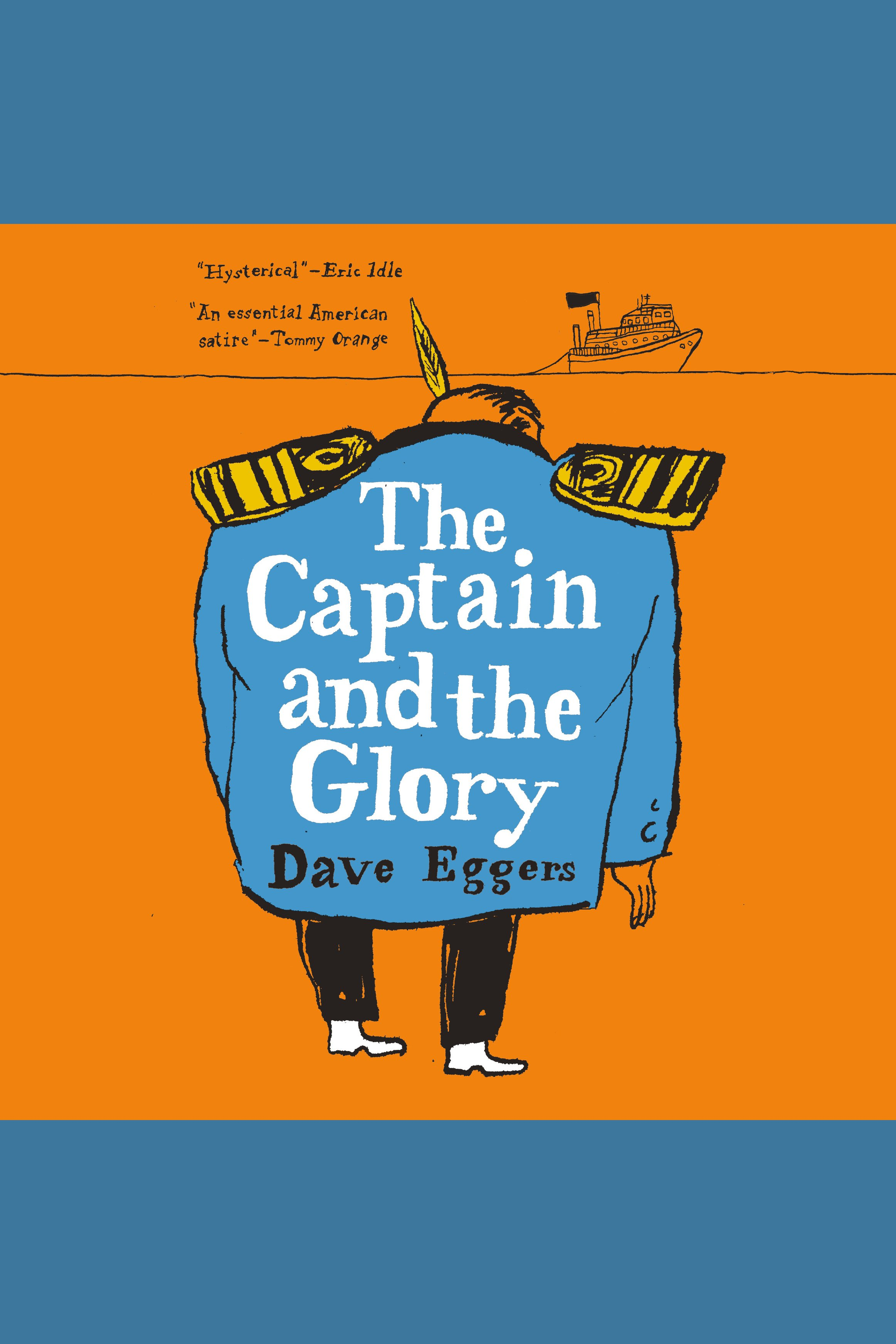 The captain and the glory an entertainment cover image