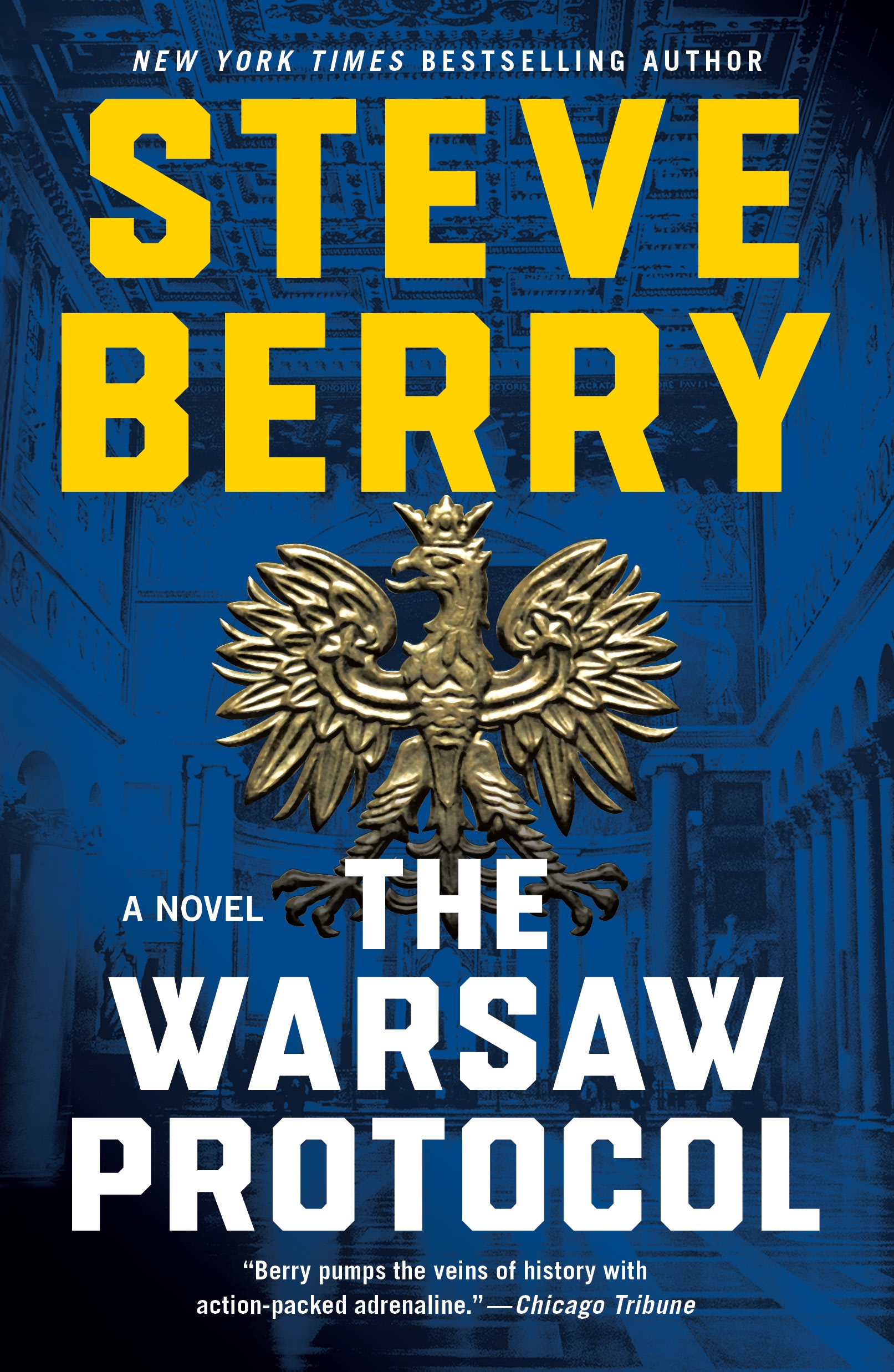 The Warsaw Protocol A Novel
