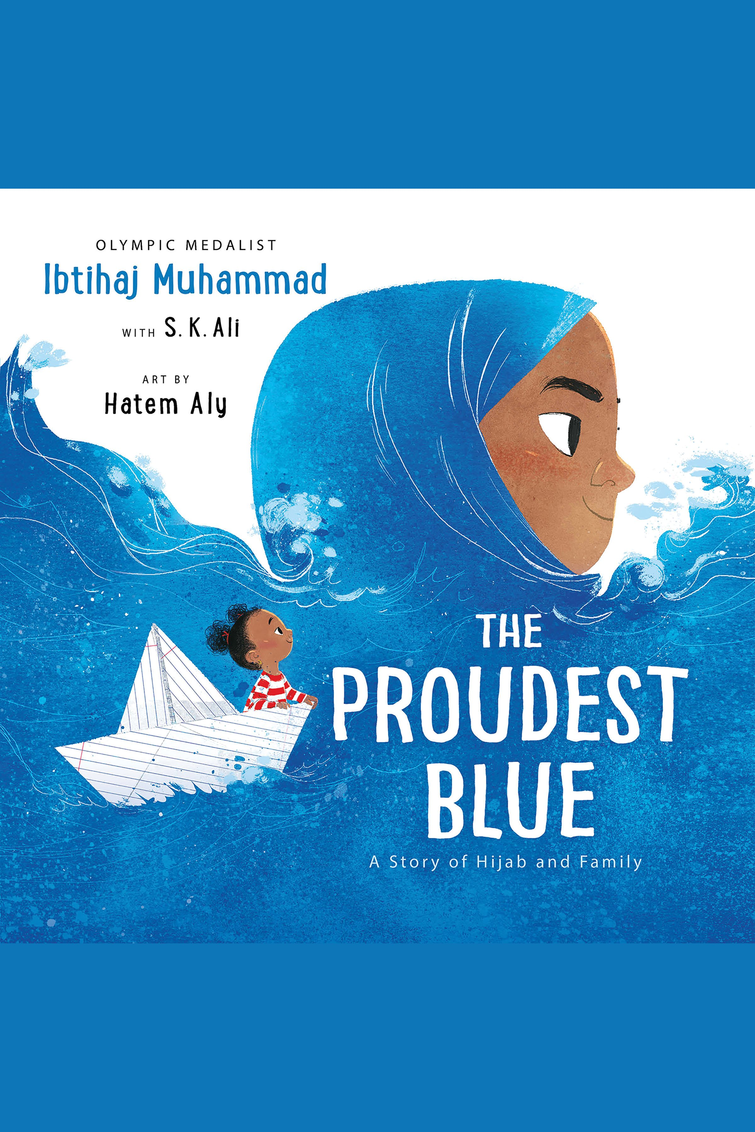 The Proudest Blue cover image