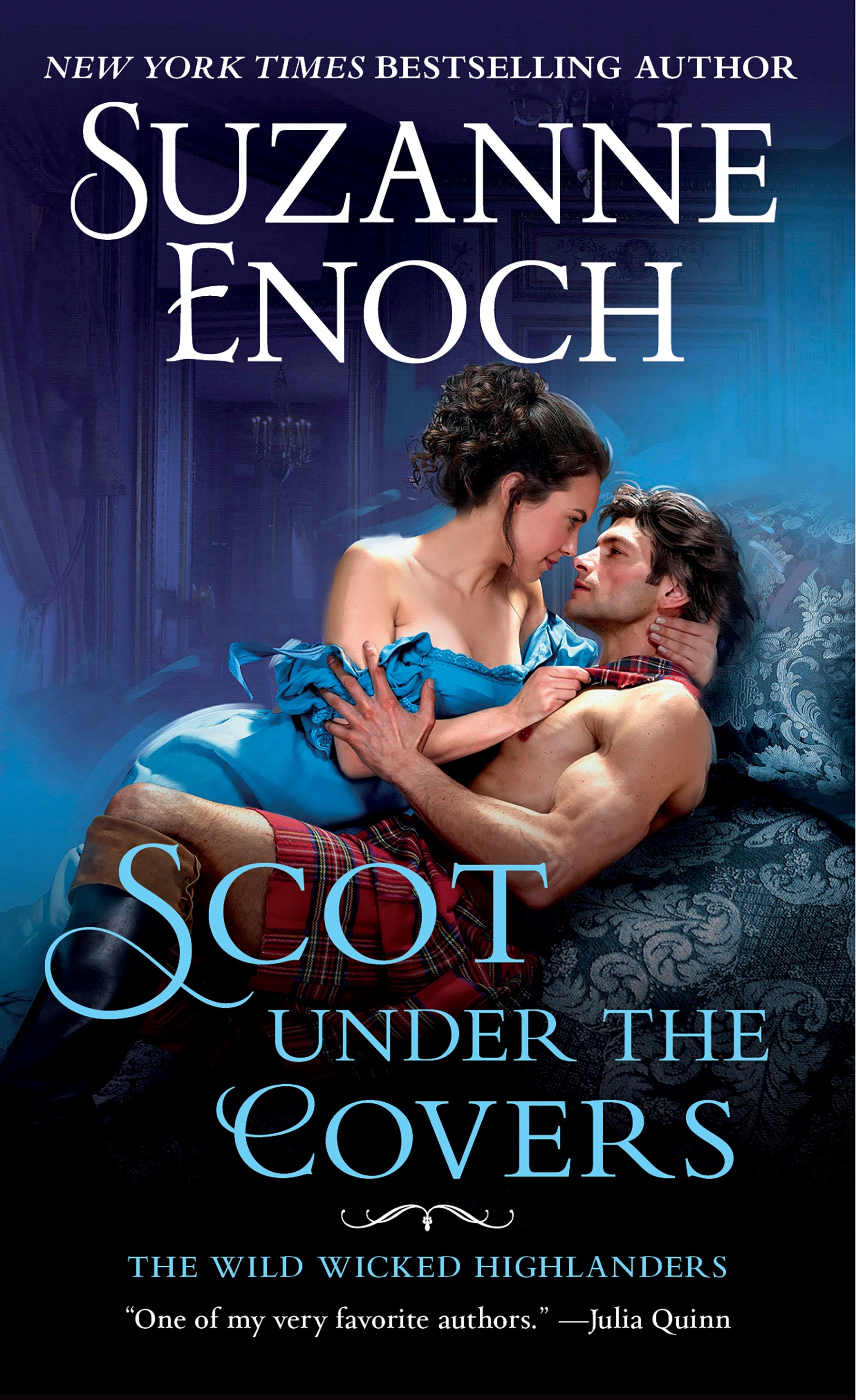 Image: Scot Under the Covers