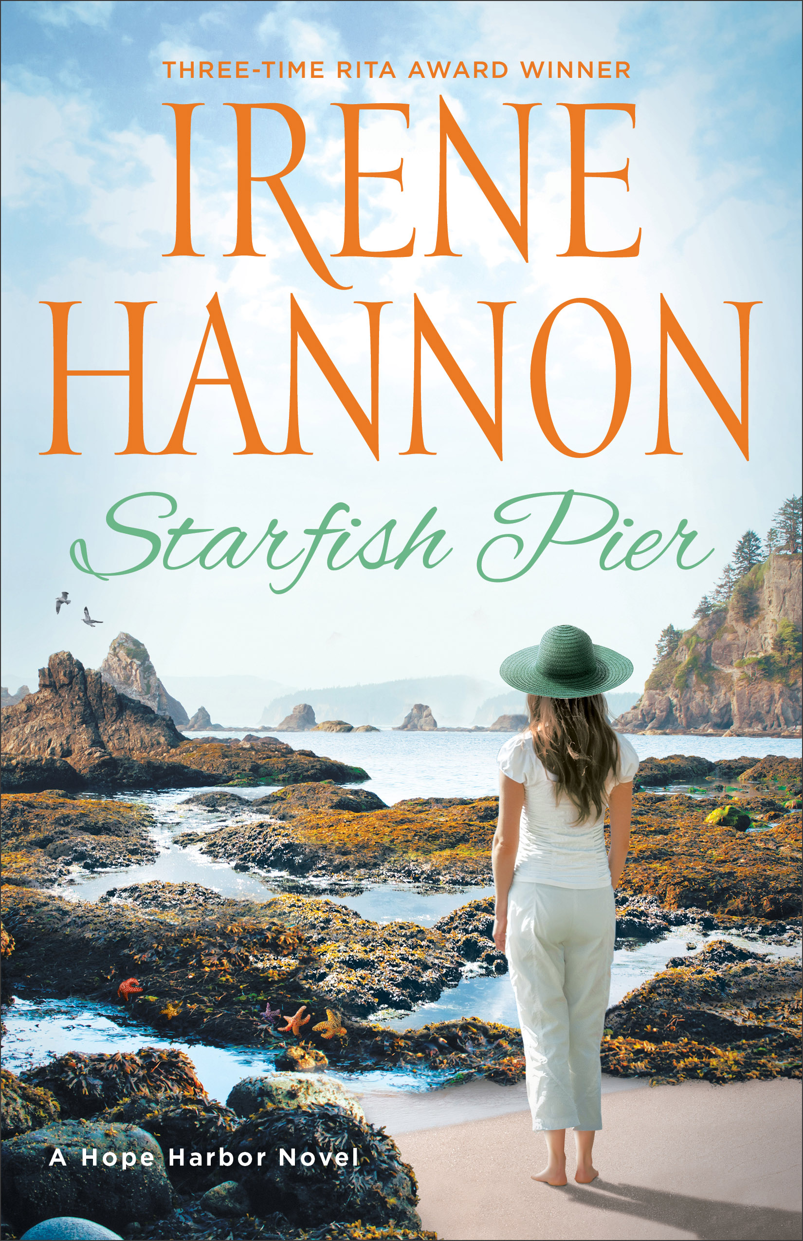 Starfish Pier (A Hope Harbor Novel Book #6)