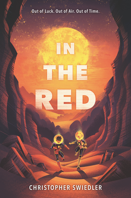 Cover Image of In the Red