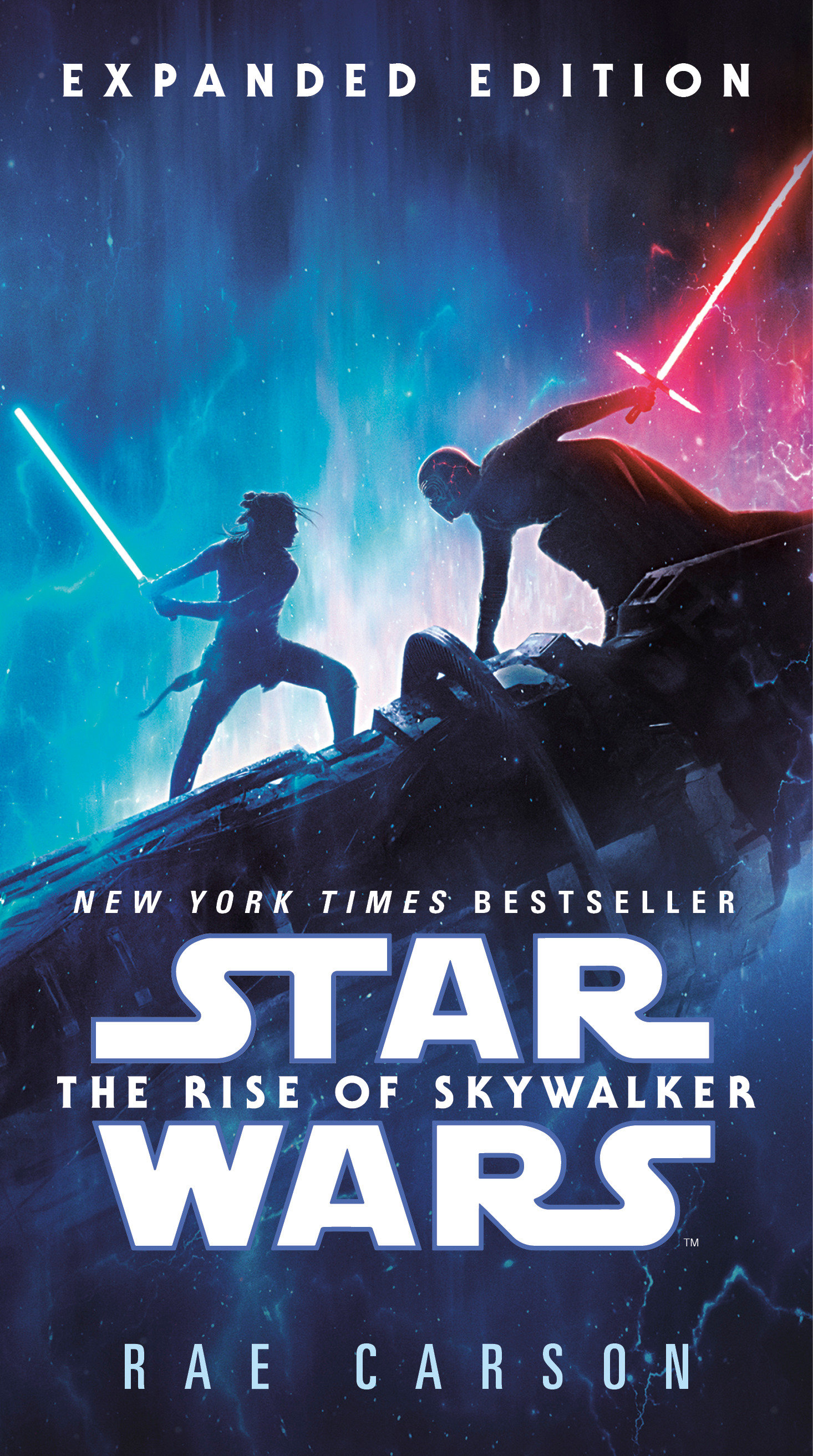 The rise of Skywalker: Expanded Edition (Star Wars) cover image