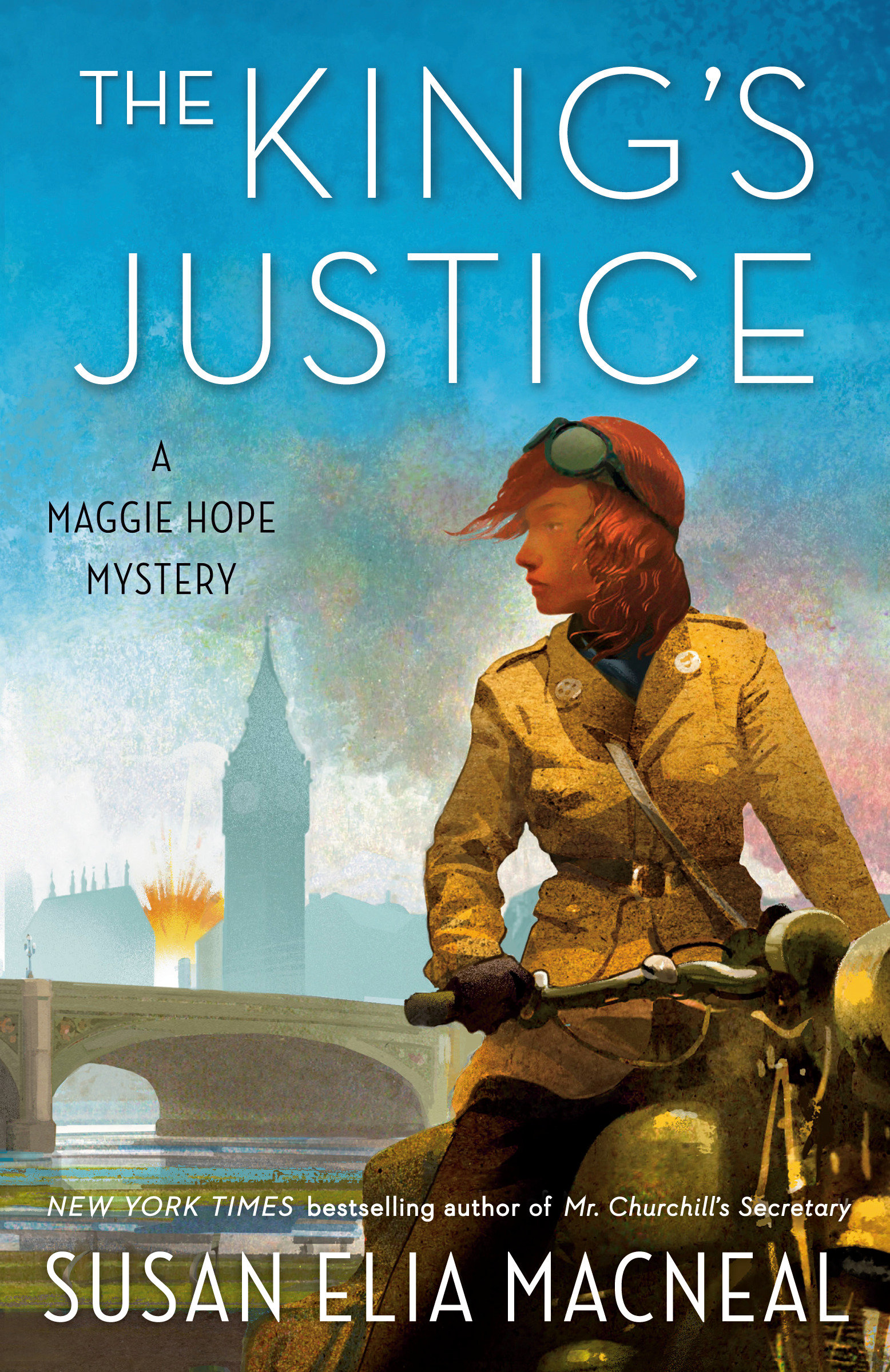 The King's Justice A Maggie Hope Mystery