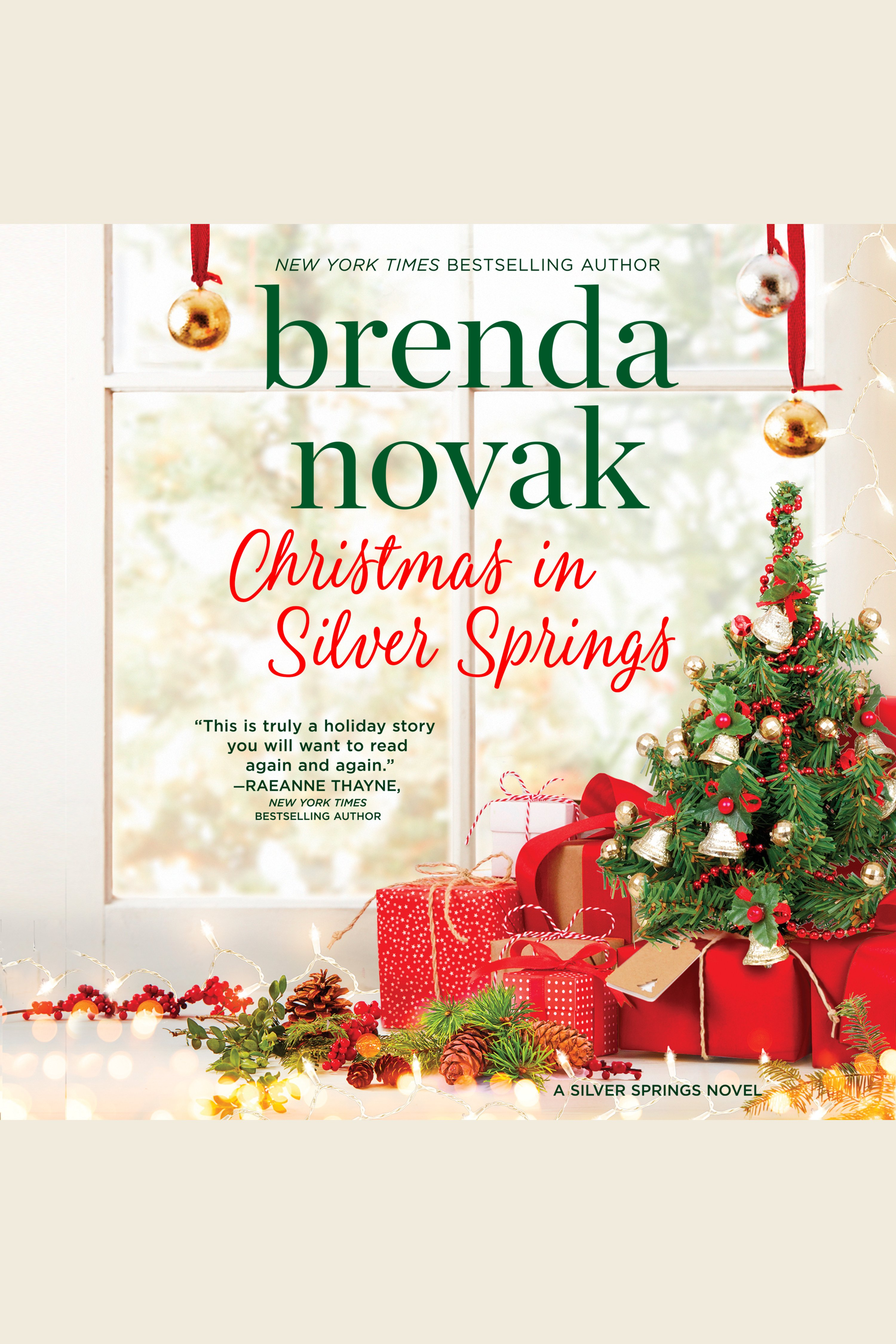 Christmas in Silver Springs A Silver Springs Novel