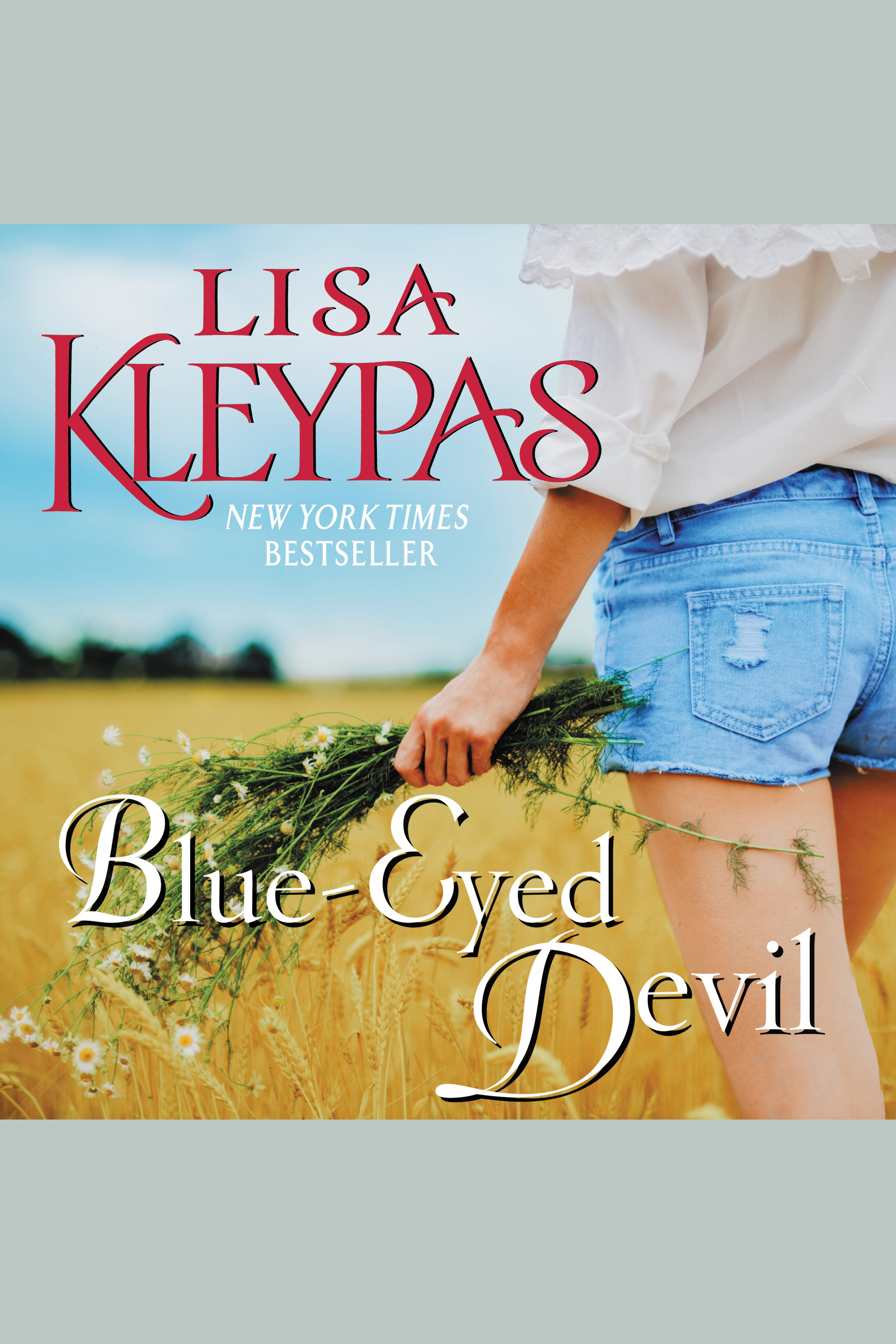 Blue-eyed devil cover image