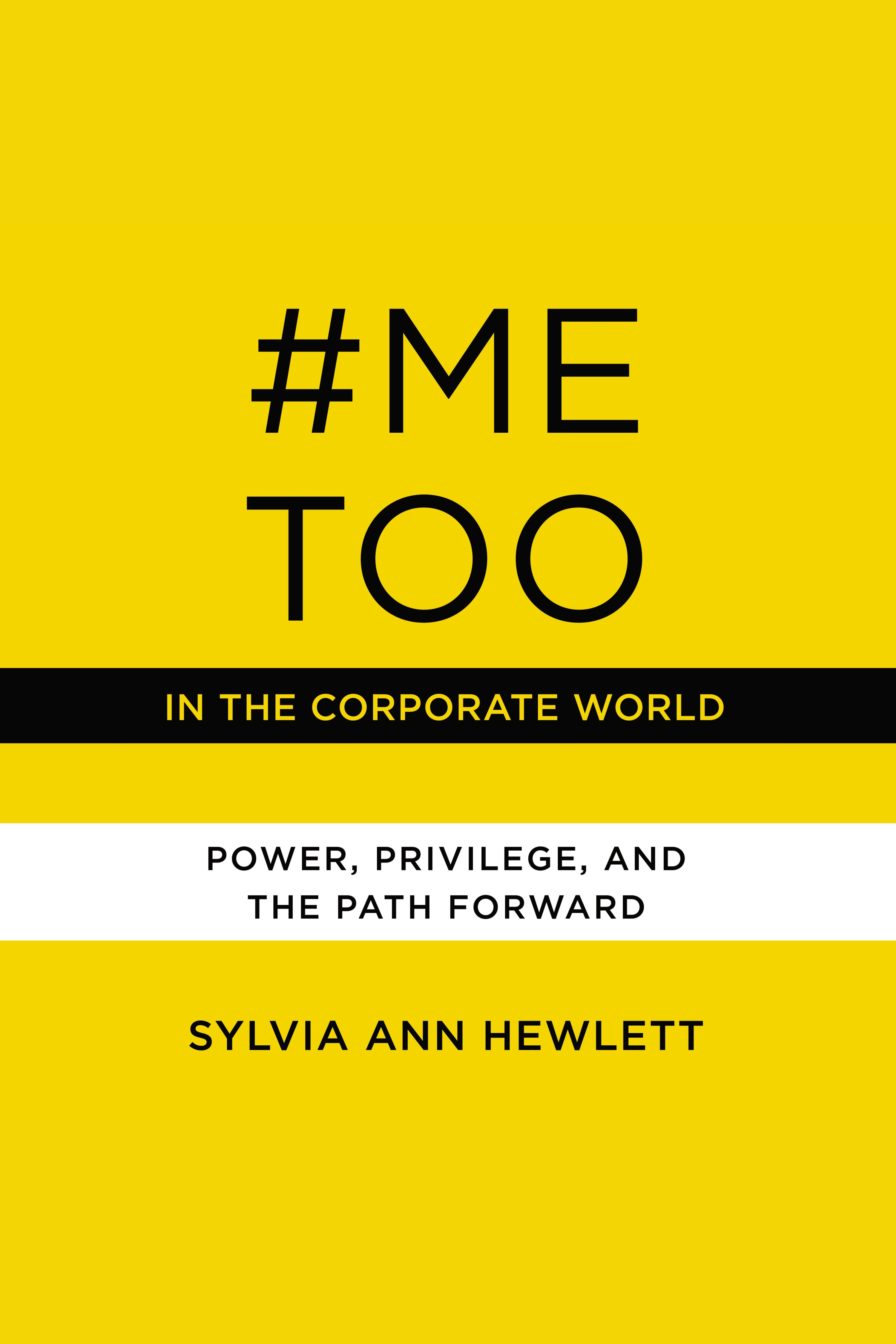 #MeToo in the corporate world cover image