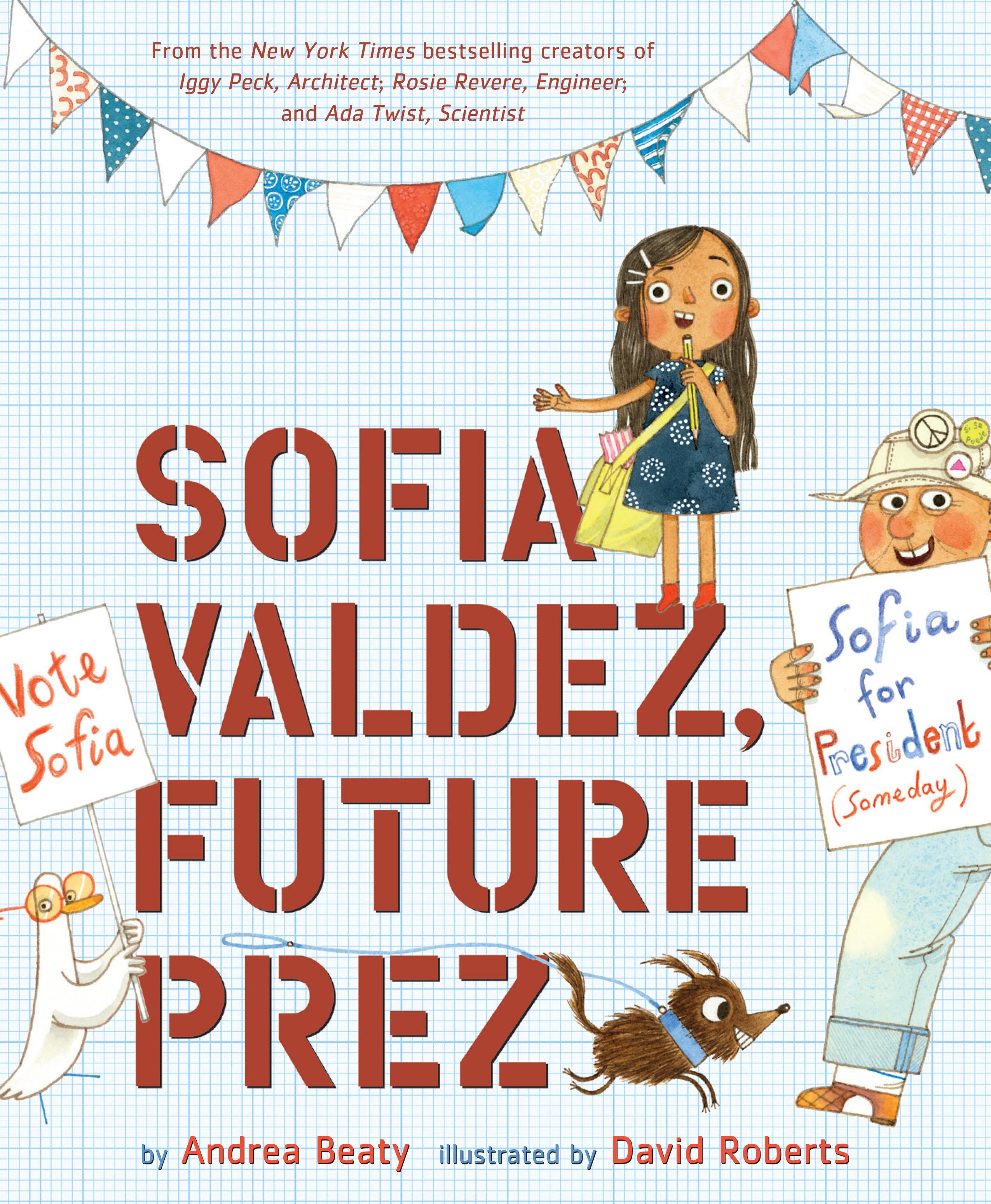 Cover Image of Sofia Valdez, Future Prez