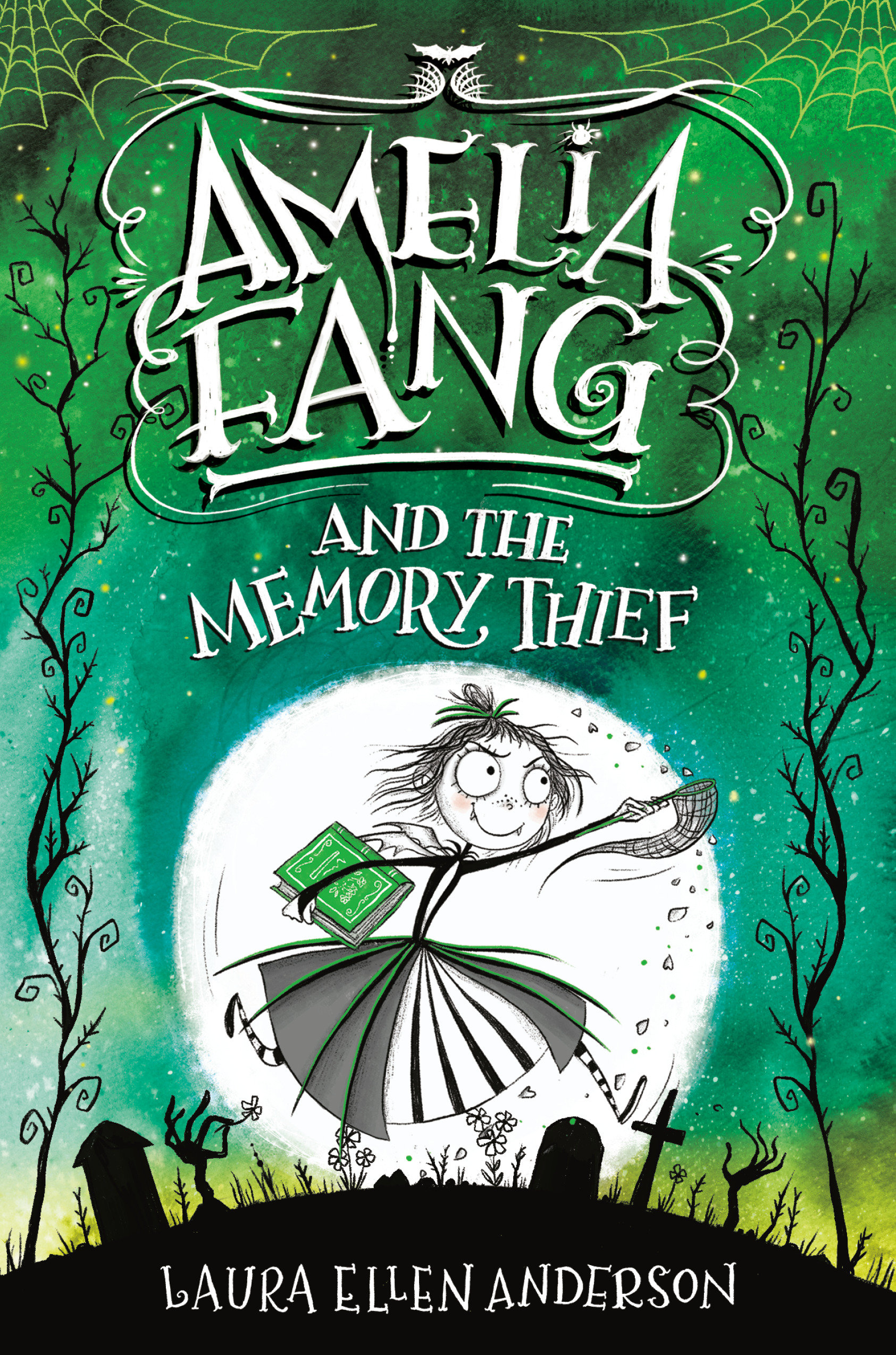 Amelia Fang and the memory thief [electronic resource (downloadable eBook)]