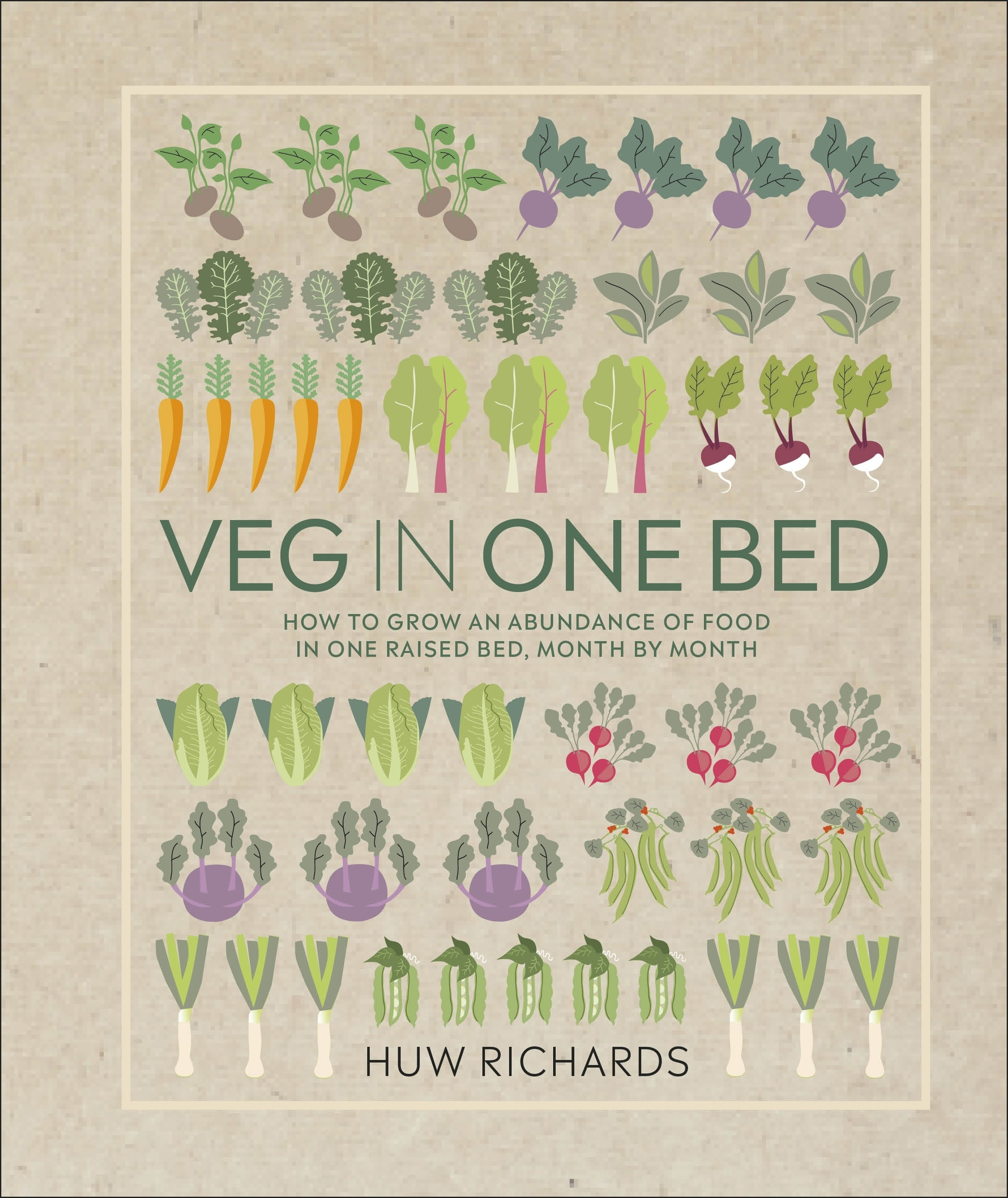 Cover Image of Veg in One Bed