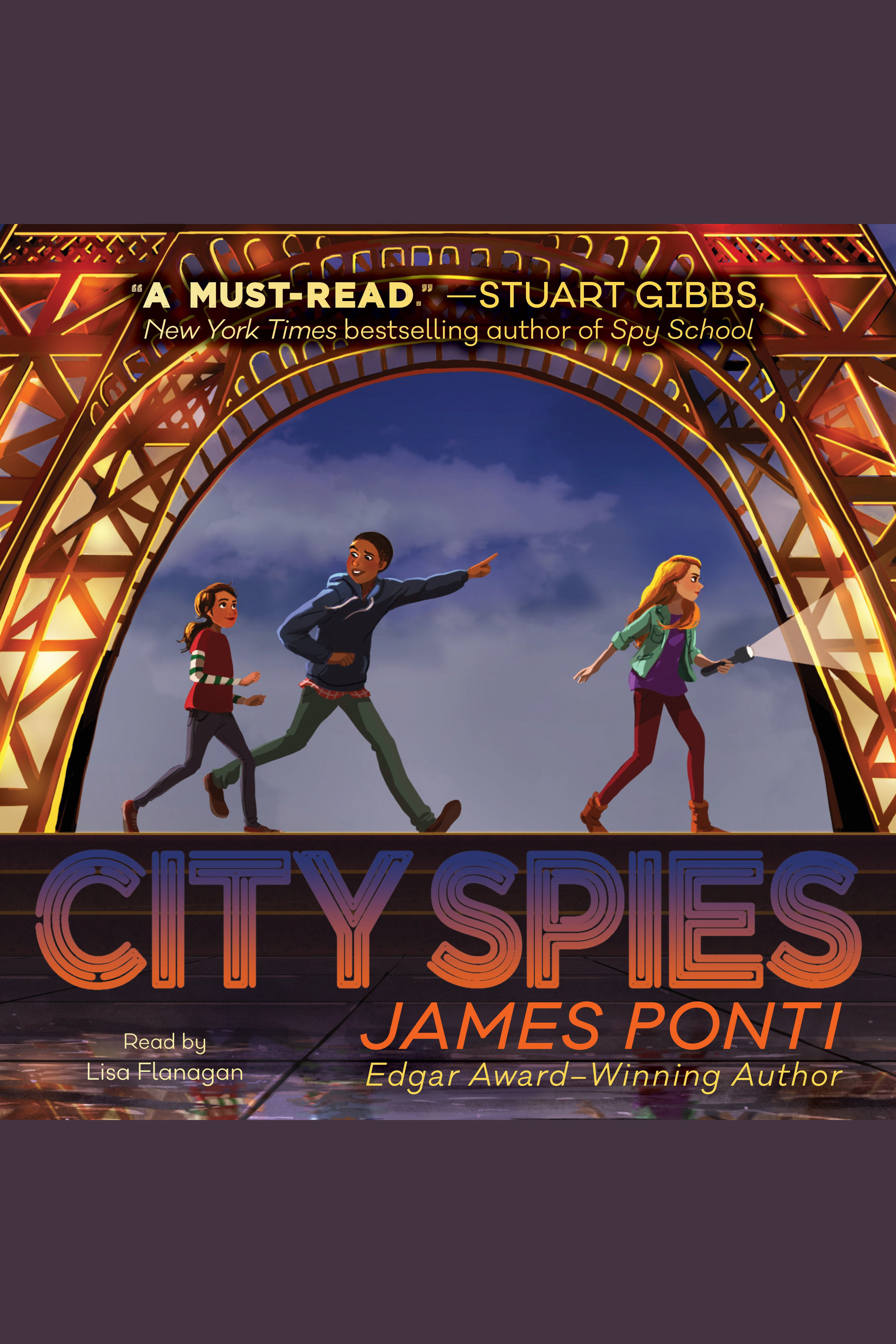 Cover Image of City Spies