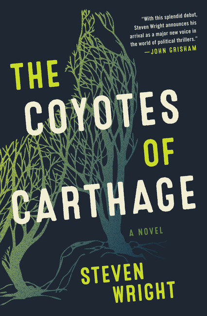 Cover Image of The Coyotes of Carthage