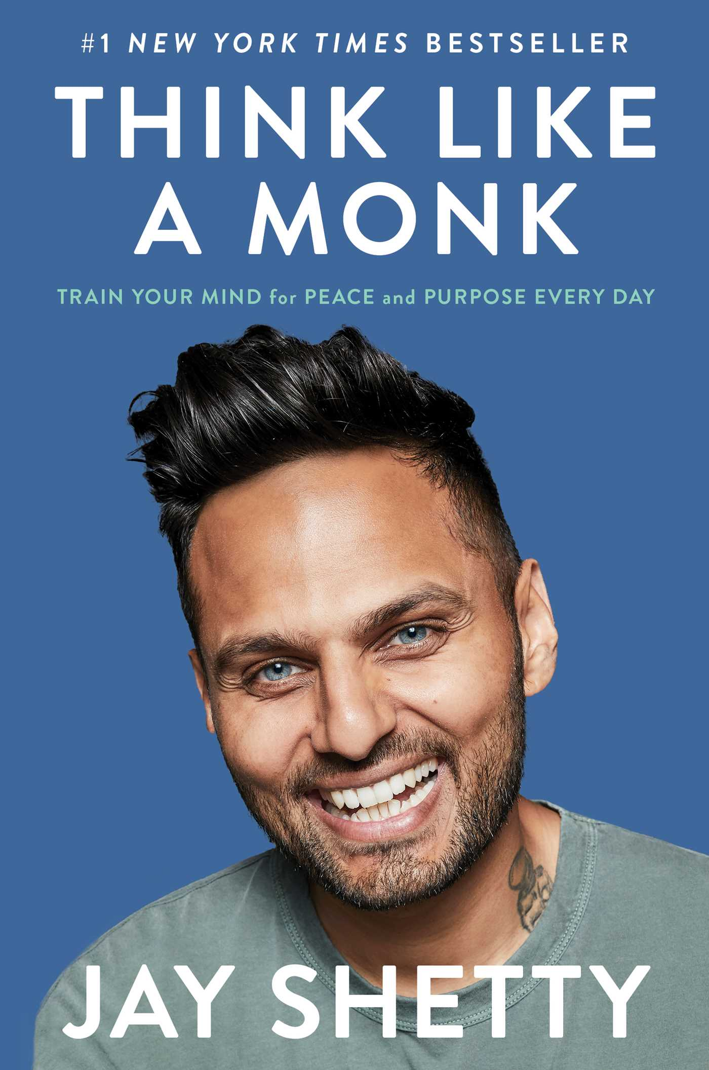 Think Like a Monk Train Your Mind for Peace and Purpose Every Day