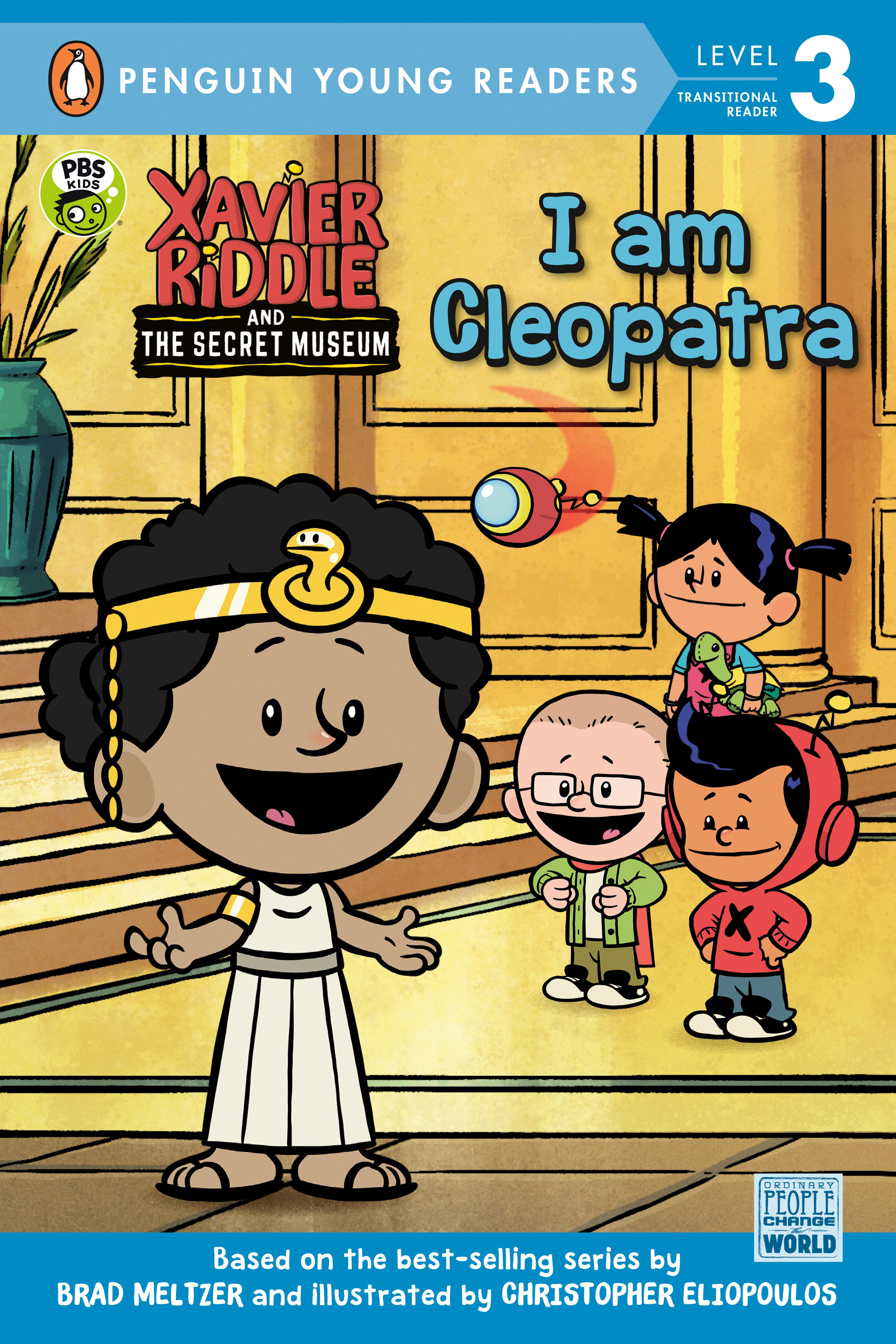 I am Cleopatra cover image
