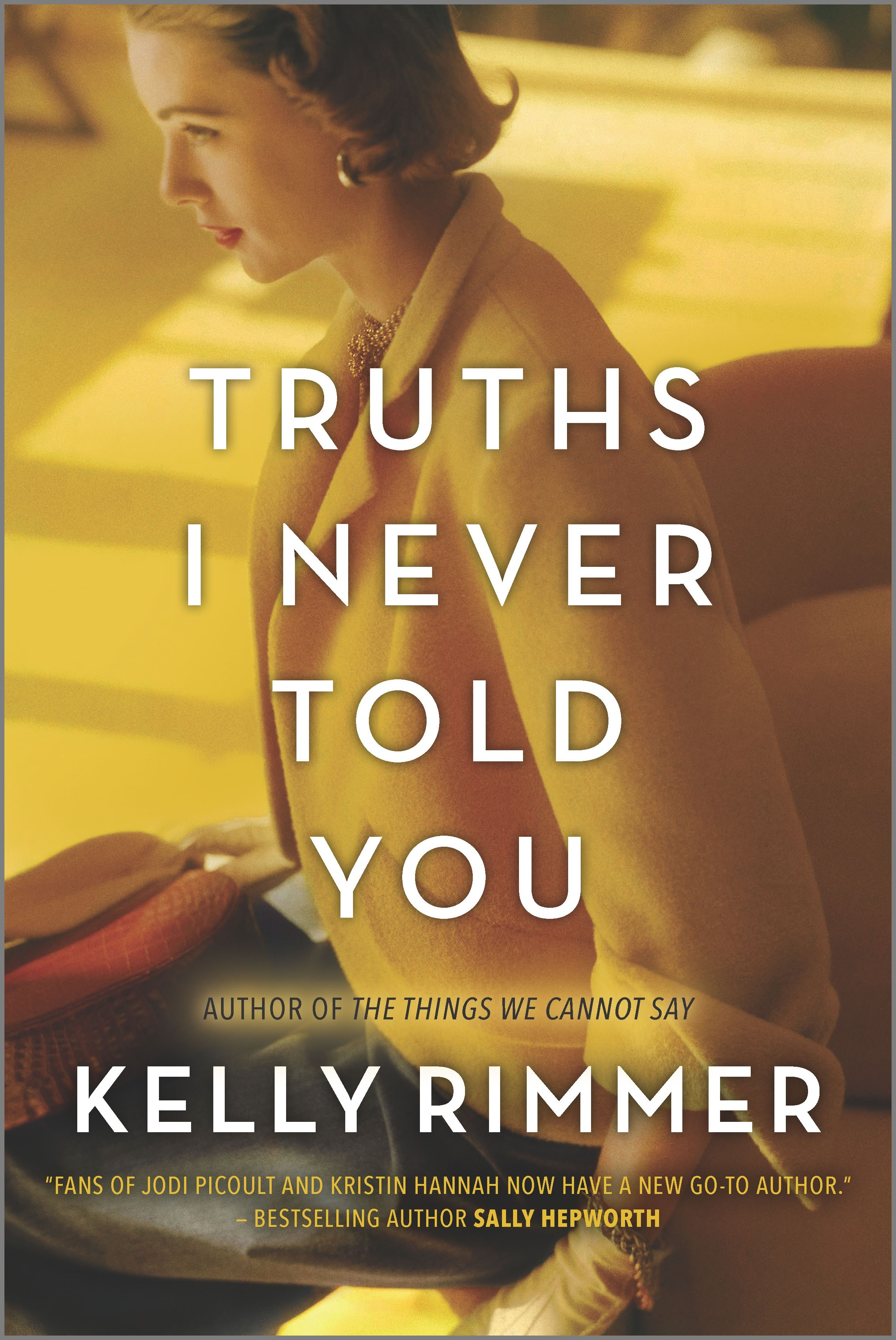 Cover Image of Truths I Never Told You