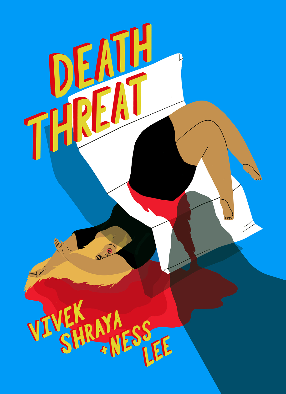 Cover Image of Death Threat