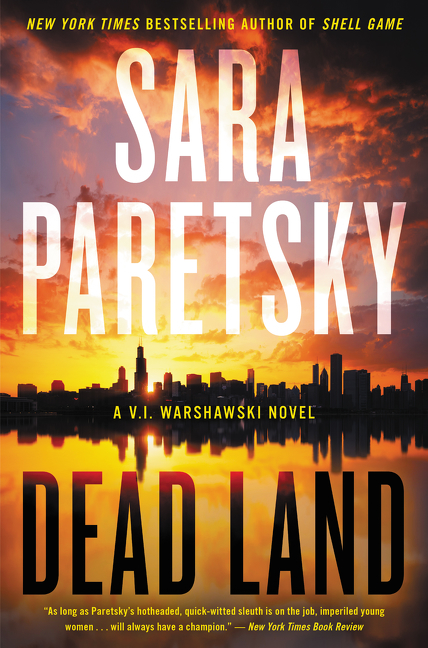 Dead land cover image