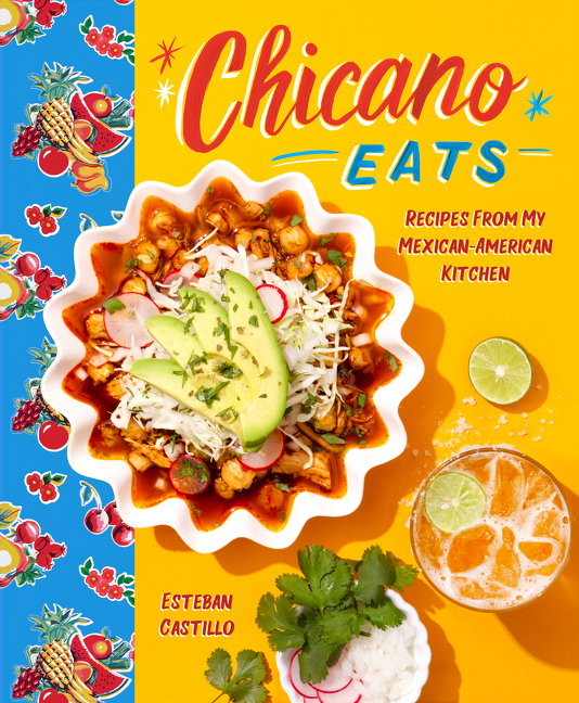 Cover image for Chicano Eats [electronic resource] : Recipes from My Mexican-American Kitchen