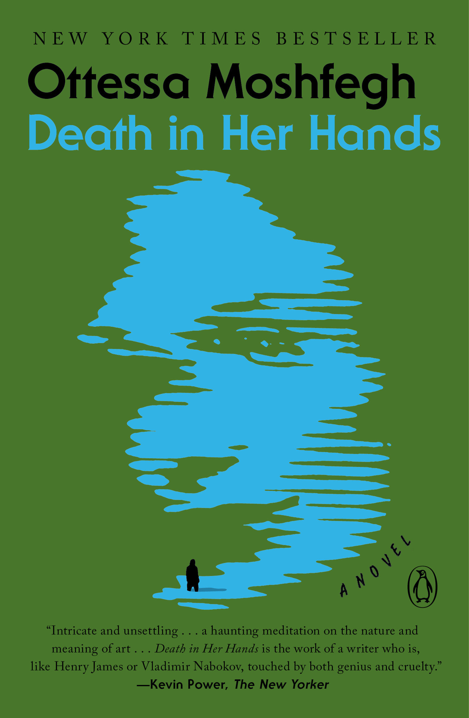 Death in Her Hands A Novel