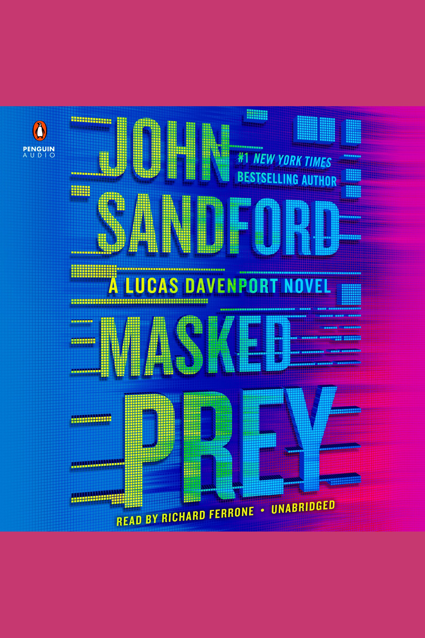 Cover Image of Masked Prey