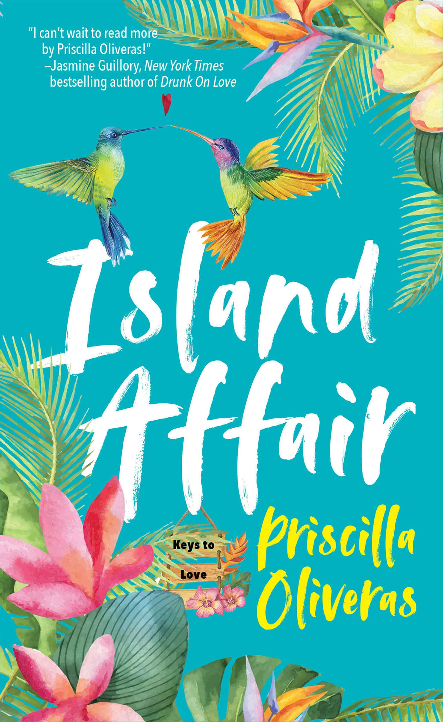 Island Affair A Fun Summer Love Story