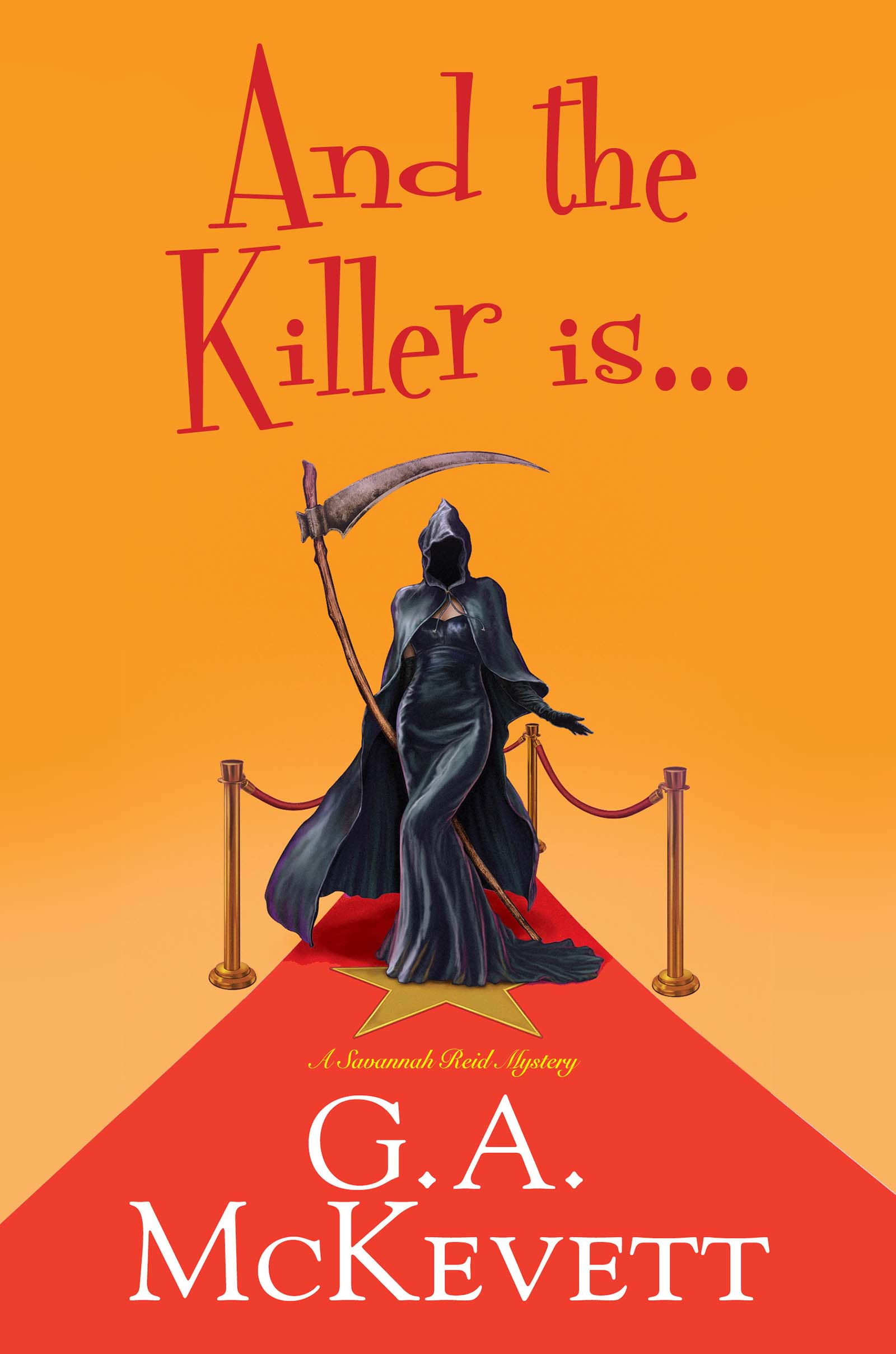 And the Killer Is . . . [electronic resource]