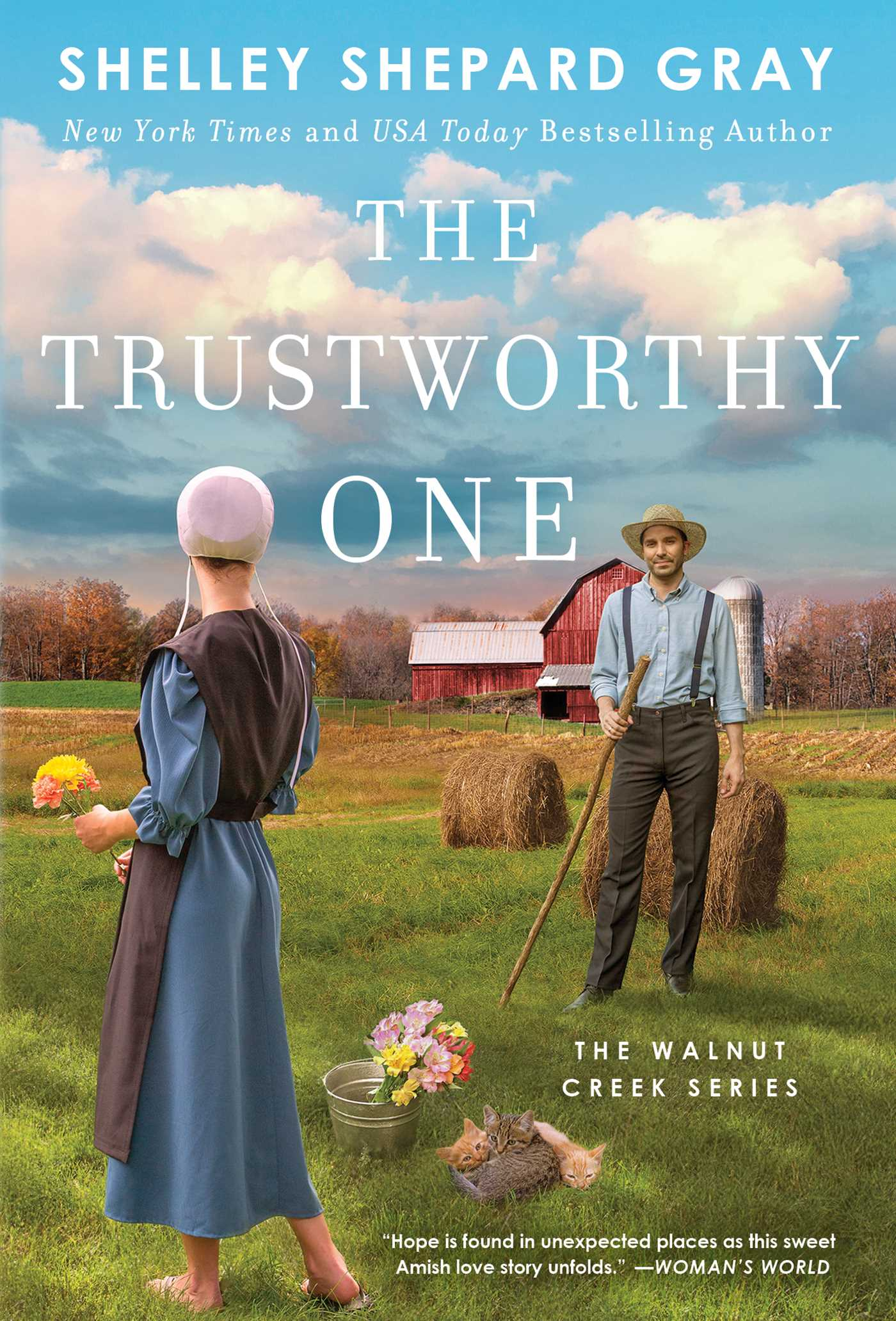 Cover Image of The Trustworthy One