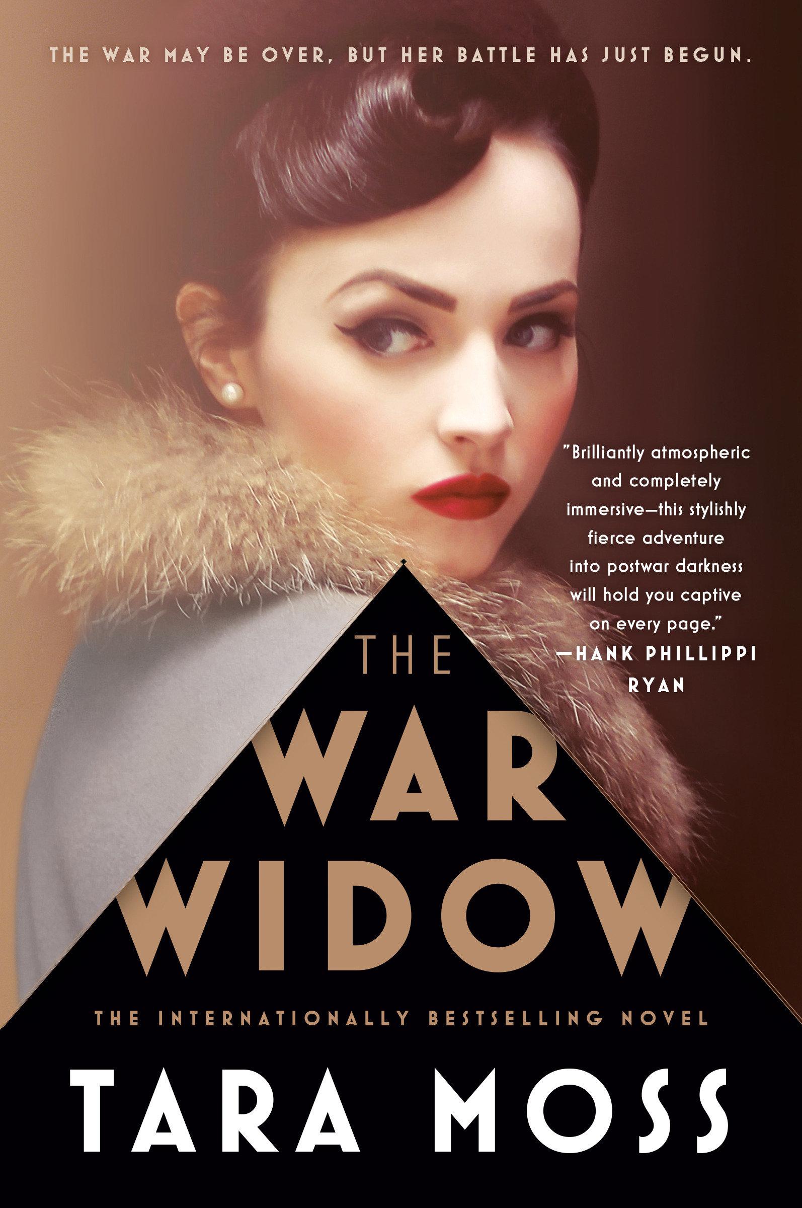 The War Widow by Tara Moss