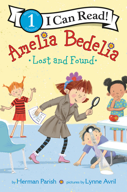 Amelia Bedelia Lost and Found [electronic resource]