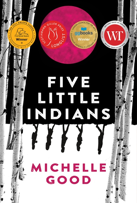 Cover Image of Five Little Indians