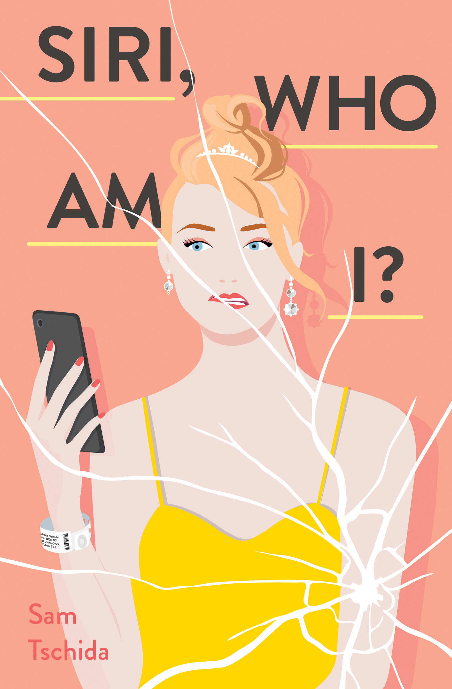 Cover Image of Siri, Who Am I?