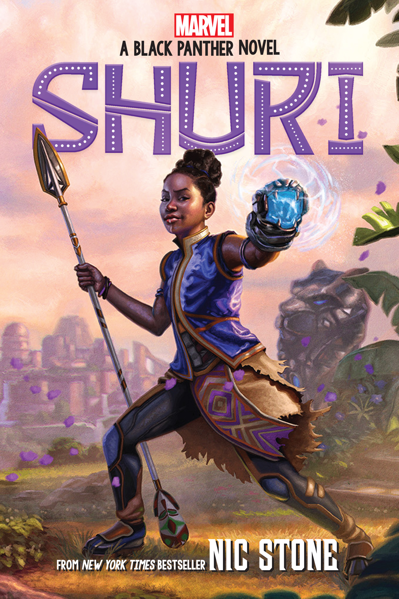 Shuri [electronic resource (downloadable eBook)] : A Black Panther novel