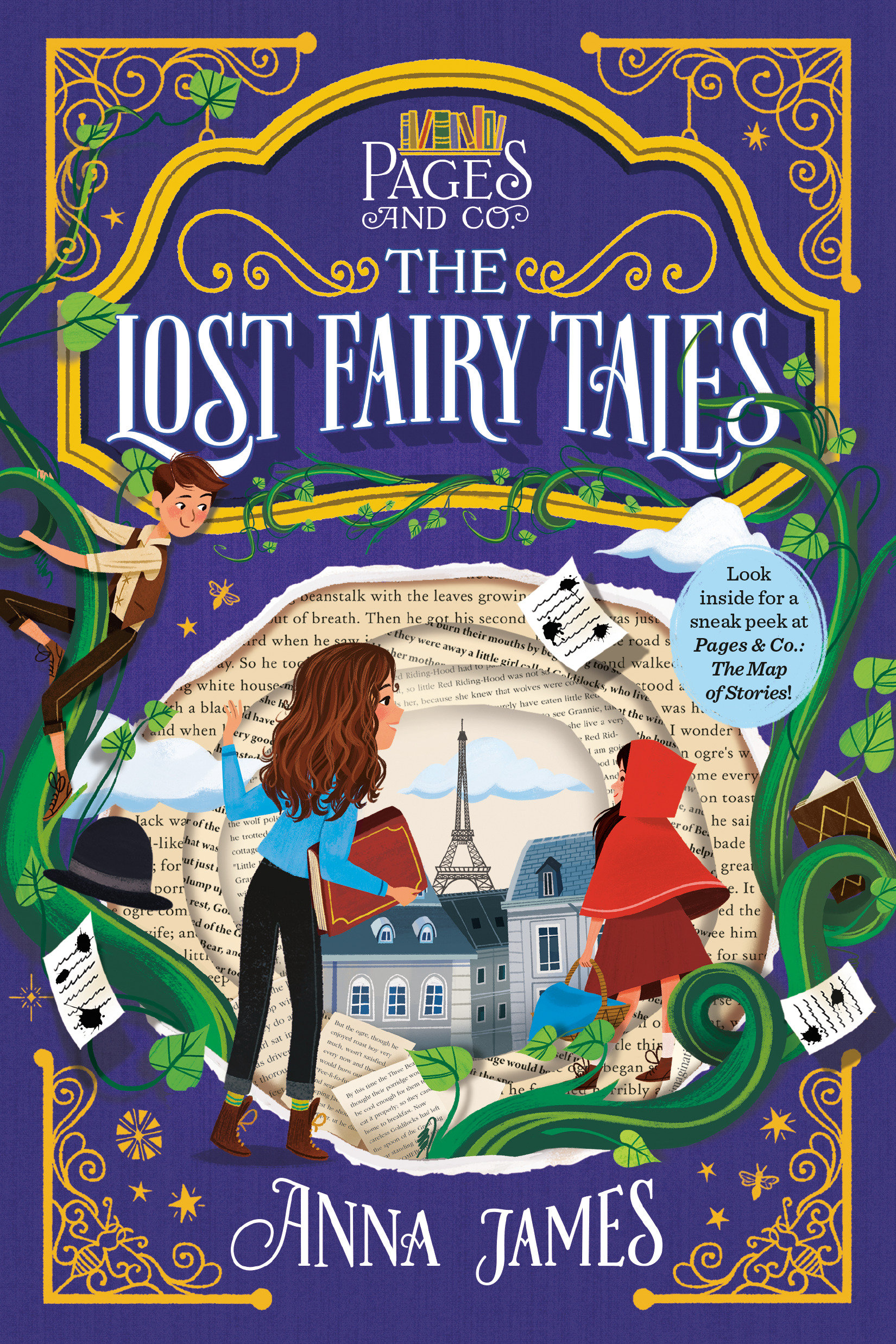 Pages & Co.: The Lost Fairy Tales [electronic resource (downloadable eBook)]