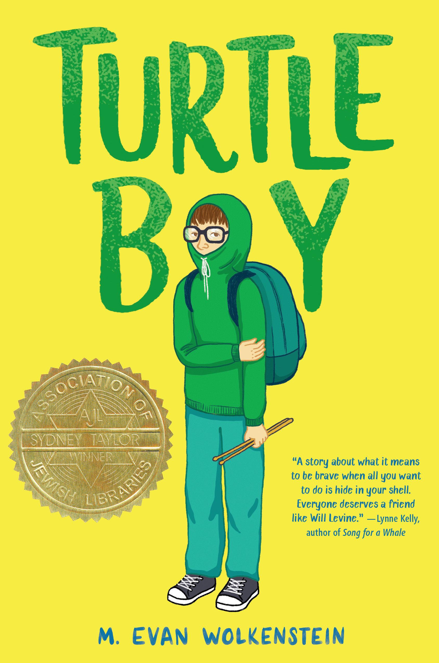 Turtle Boy [electronic resource]