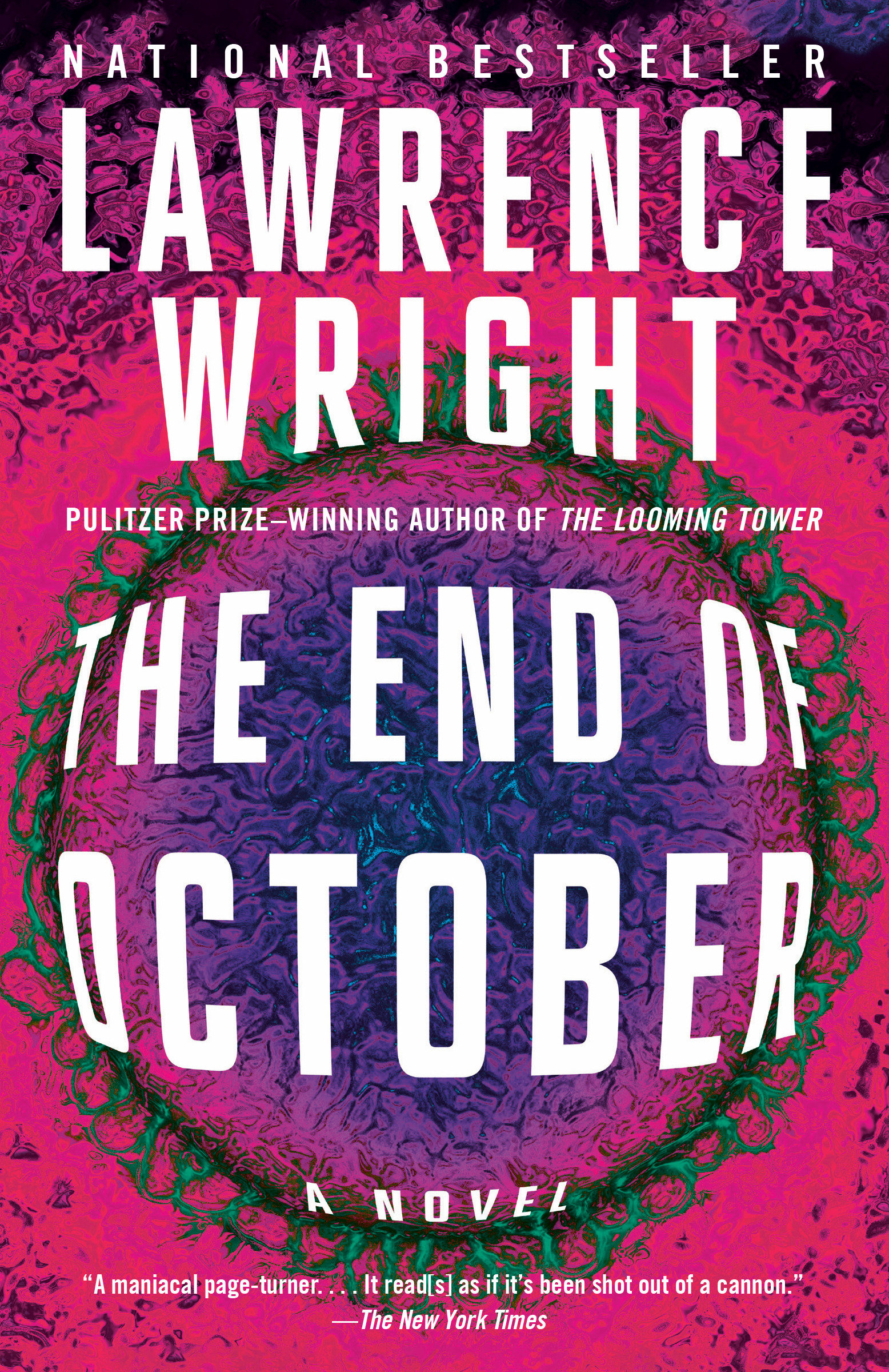 The End of October [electronic resource] : A novel