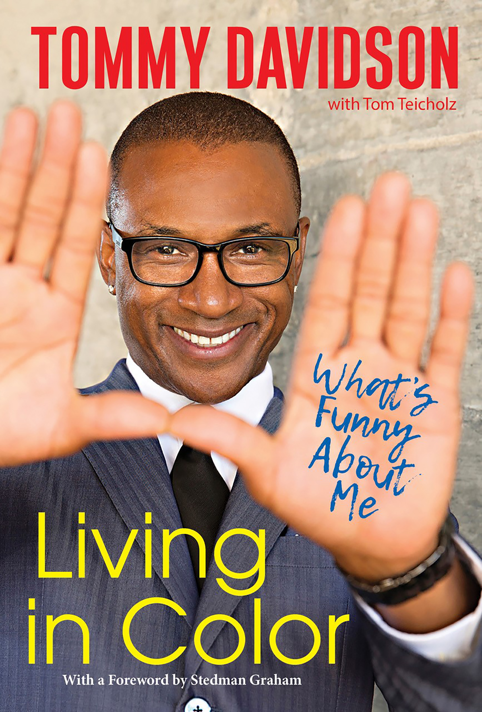 Living in Color [electronic resource] : What's Funny About Me