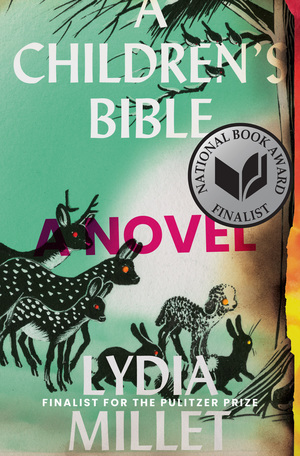 Cover Image of A Children's Bible: A Novel